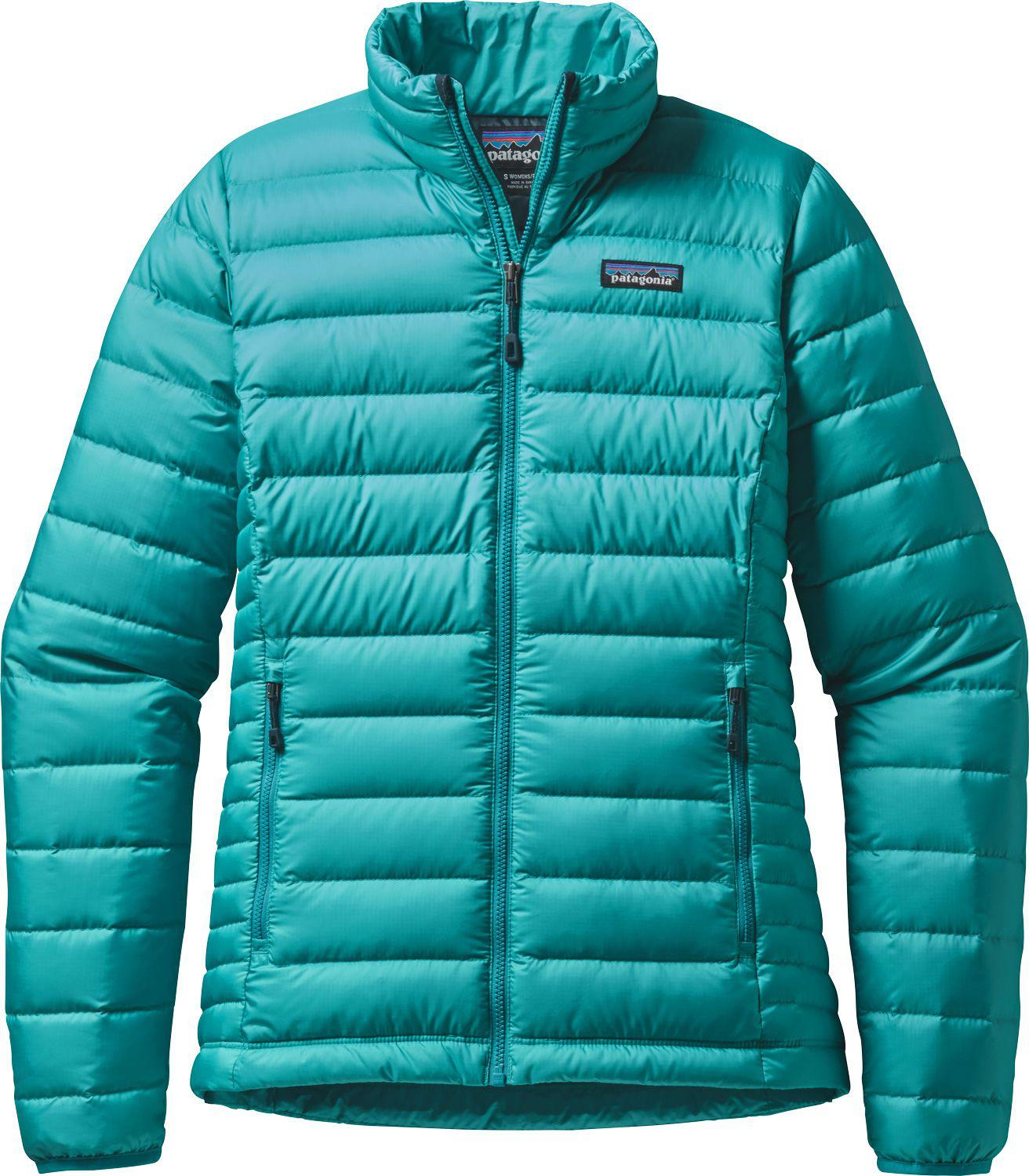 4ab427e51ebc Lyst - Patagonia Down Sweater Jacket in Blue