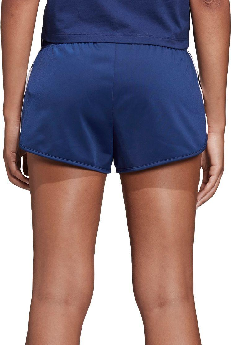 a2a1fd8abd Adidas - Blue Originals 3-stripes Shorts - Lyst. View fullscreen