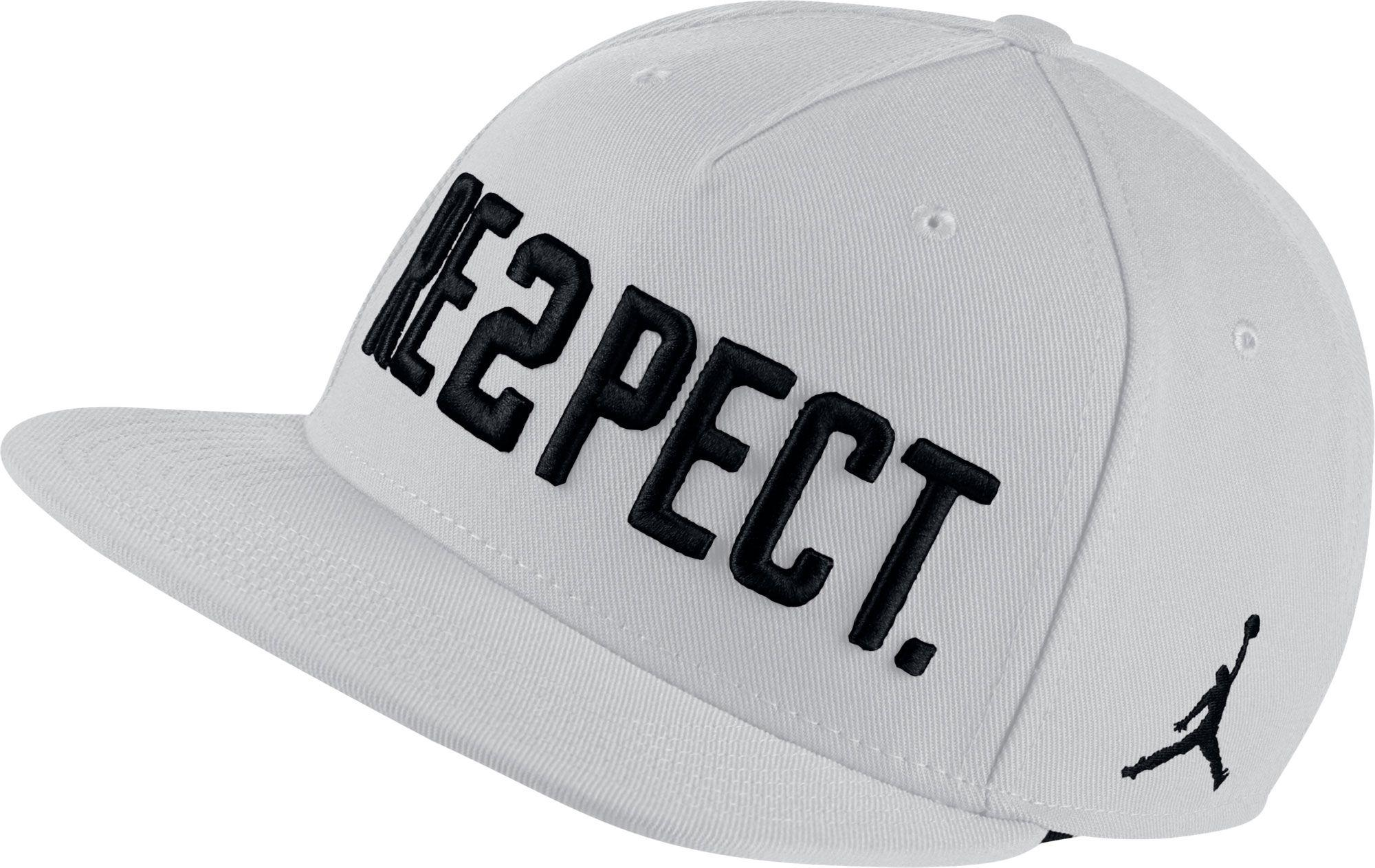 a7bfce21fded ... lyst nike pro re2pect adjustable hat in white for men