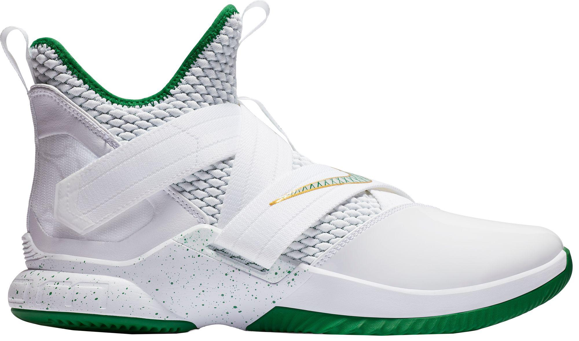 e71302147c1 Lyst - Nike Zoom Lebron Soldier Xii Basketball Shoes in White for Men