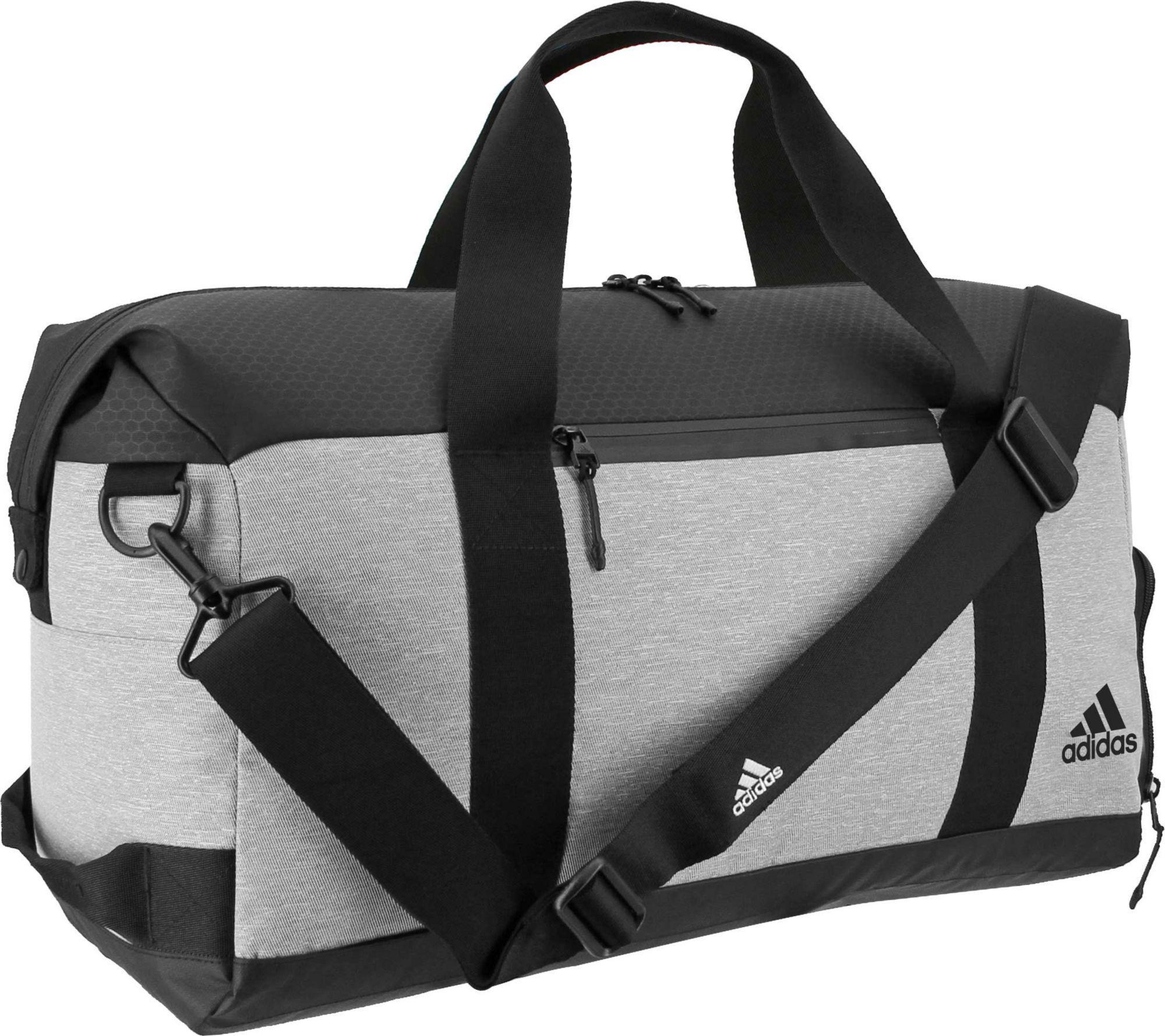78c432254 Lyst - Adidas Sport Id Duffle Bag in Black for Men