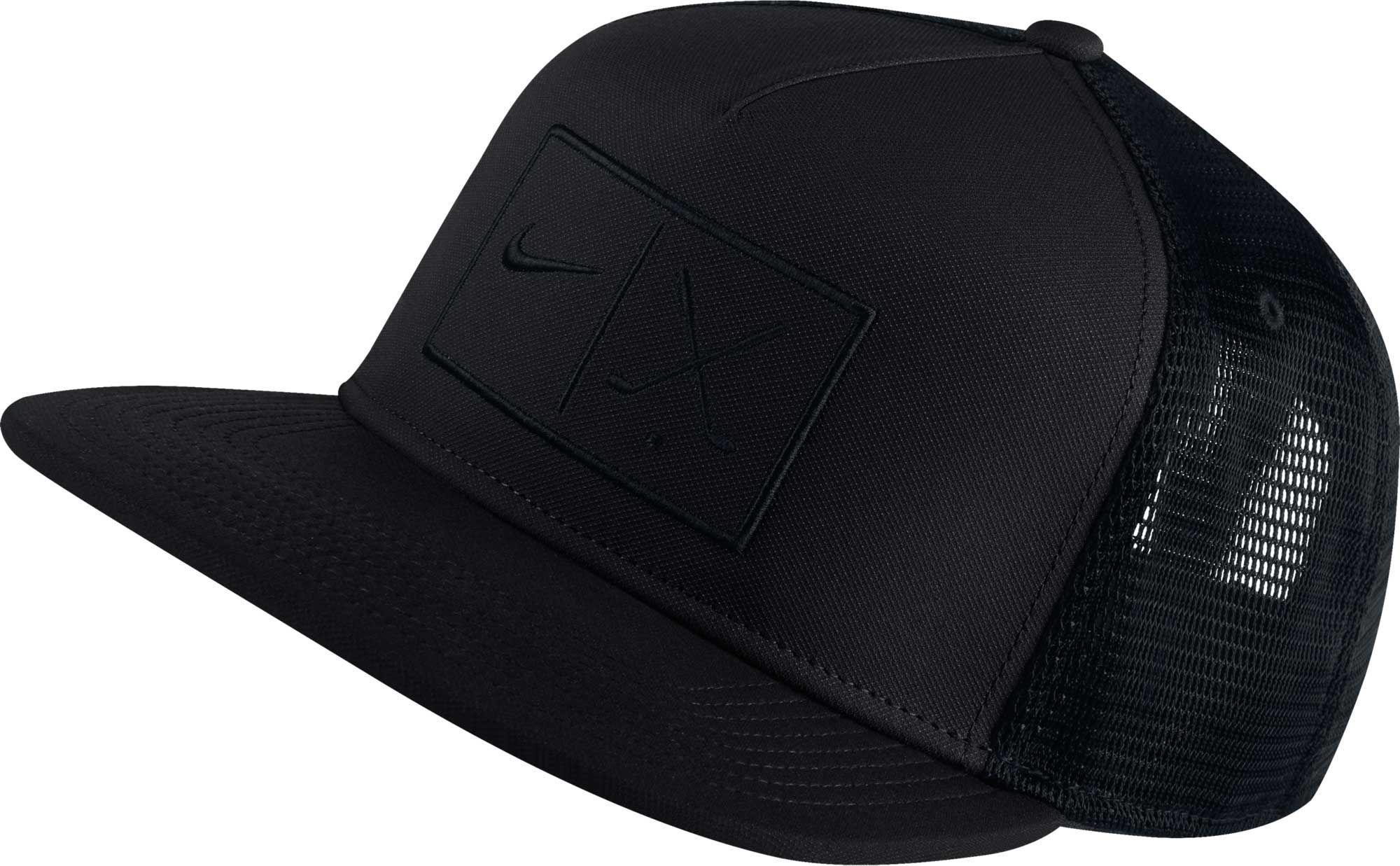 640fea7be10 Lyst Nike True Novelty Golf Hat In Black For Men
