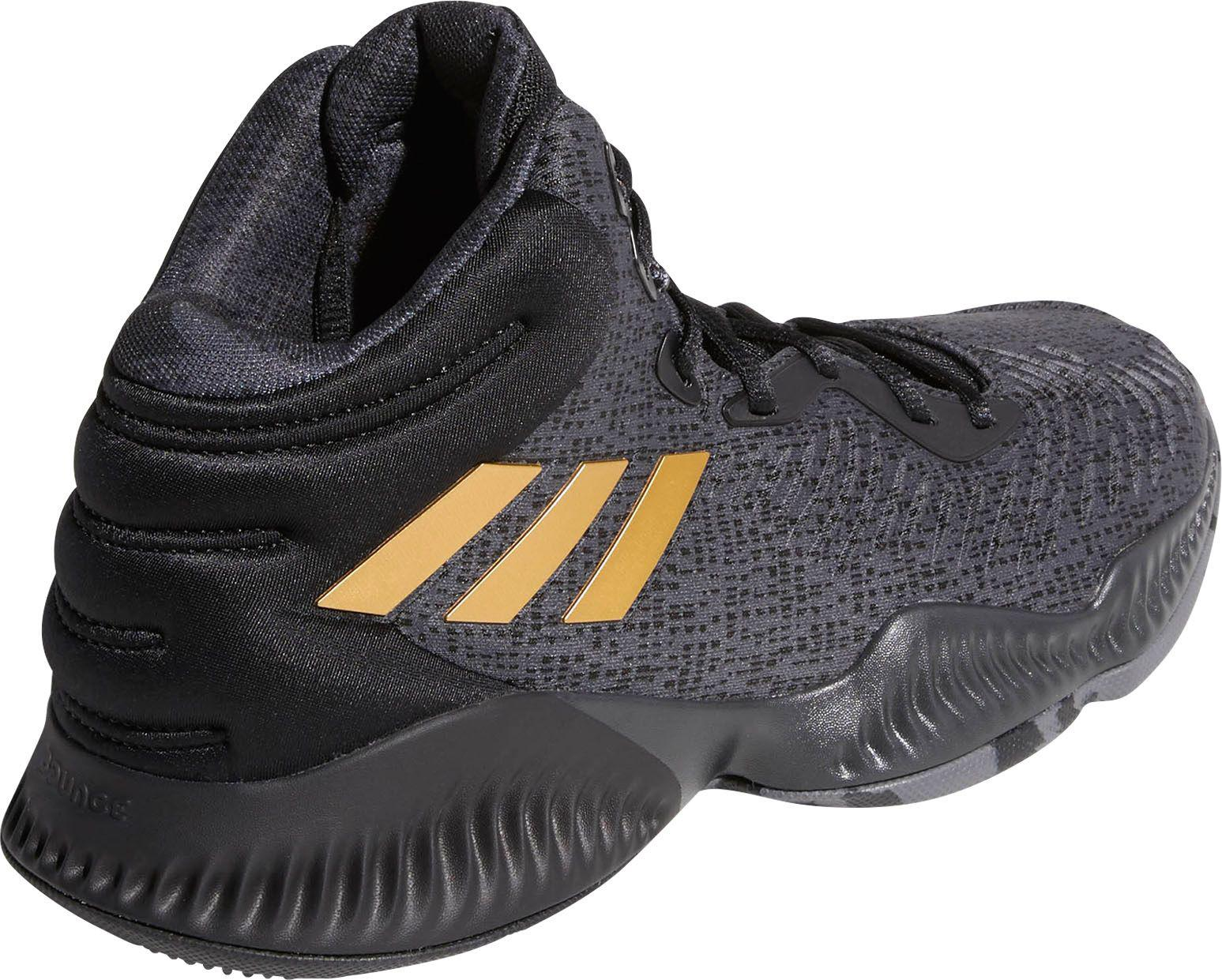 timeless design f6461 d4631 Lyst - adidas Mad Bounce 2018 Basketball Shoes in Black for Men