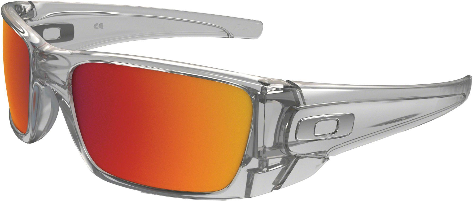 6a28a7680f Lyst - Oakley Polarized Fuel Cell Prizm Daily Sunglasses for Men