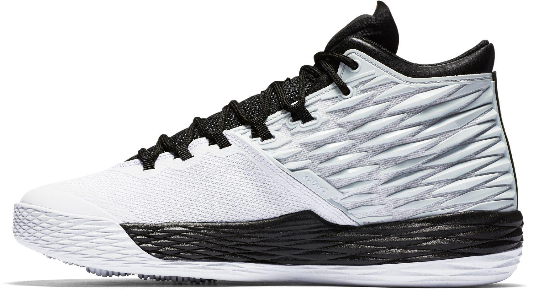 pretty nice 94b0a ca916 Nike - Black Melo M13 Basketball Shoes for Men - Lyst