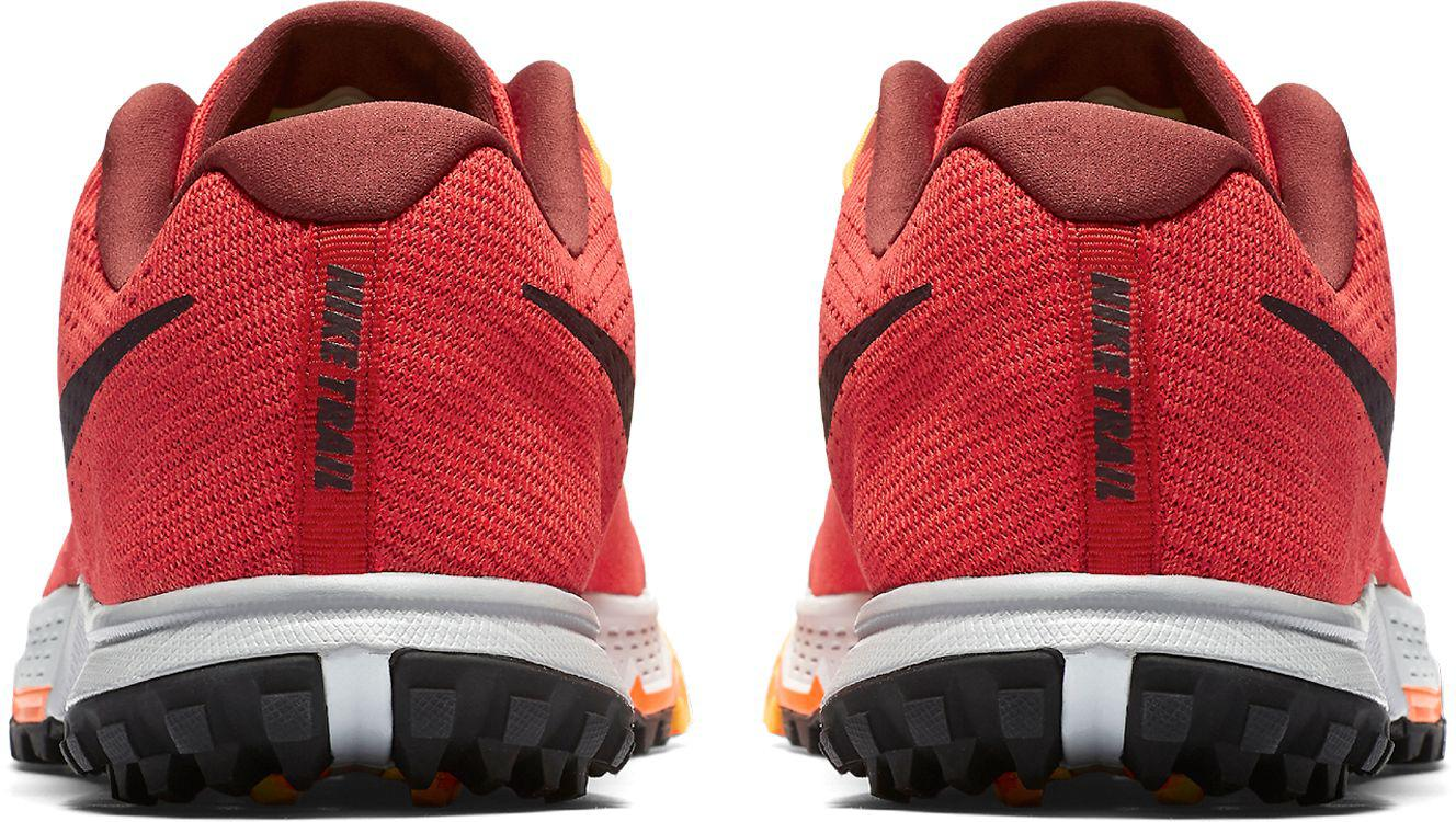 brand new 2477a 3b0b7 Nike - Red Air Zoom Terra Kiger 4 Trail Running Shoes for Men - Lyst