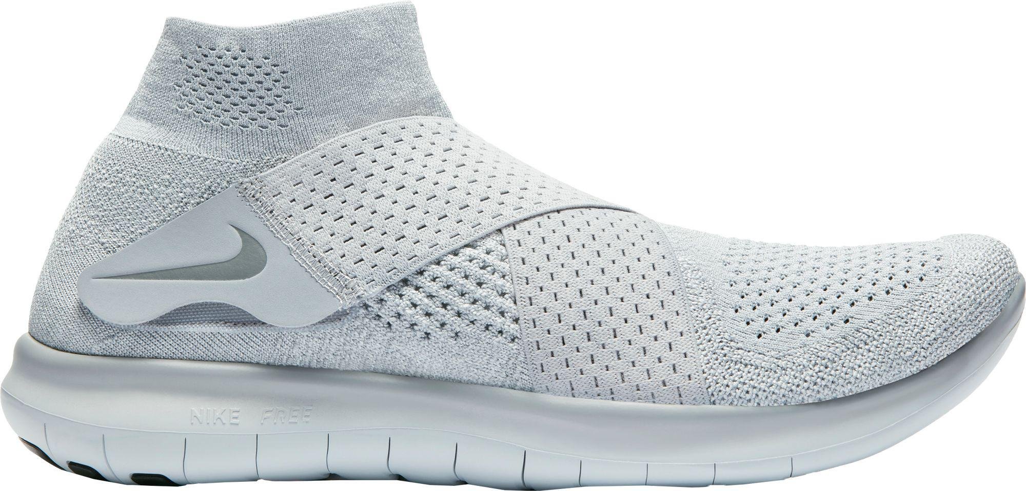 2d6259a52839 Lyst - Nike Free Rn Motion Flyknit 2 Running Shoes in Gray for Men