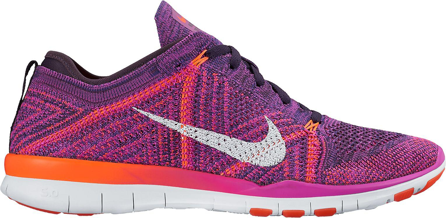 innovative design 98566 b2d5e Nike - Multicolor Free Flyknit Tr 5.0 Training Shoes - Lyst