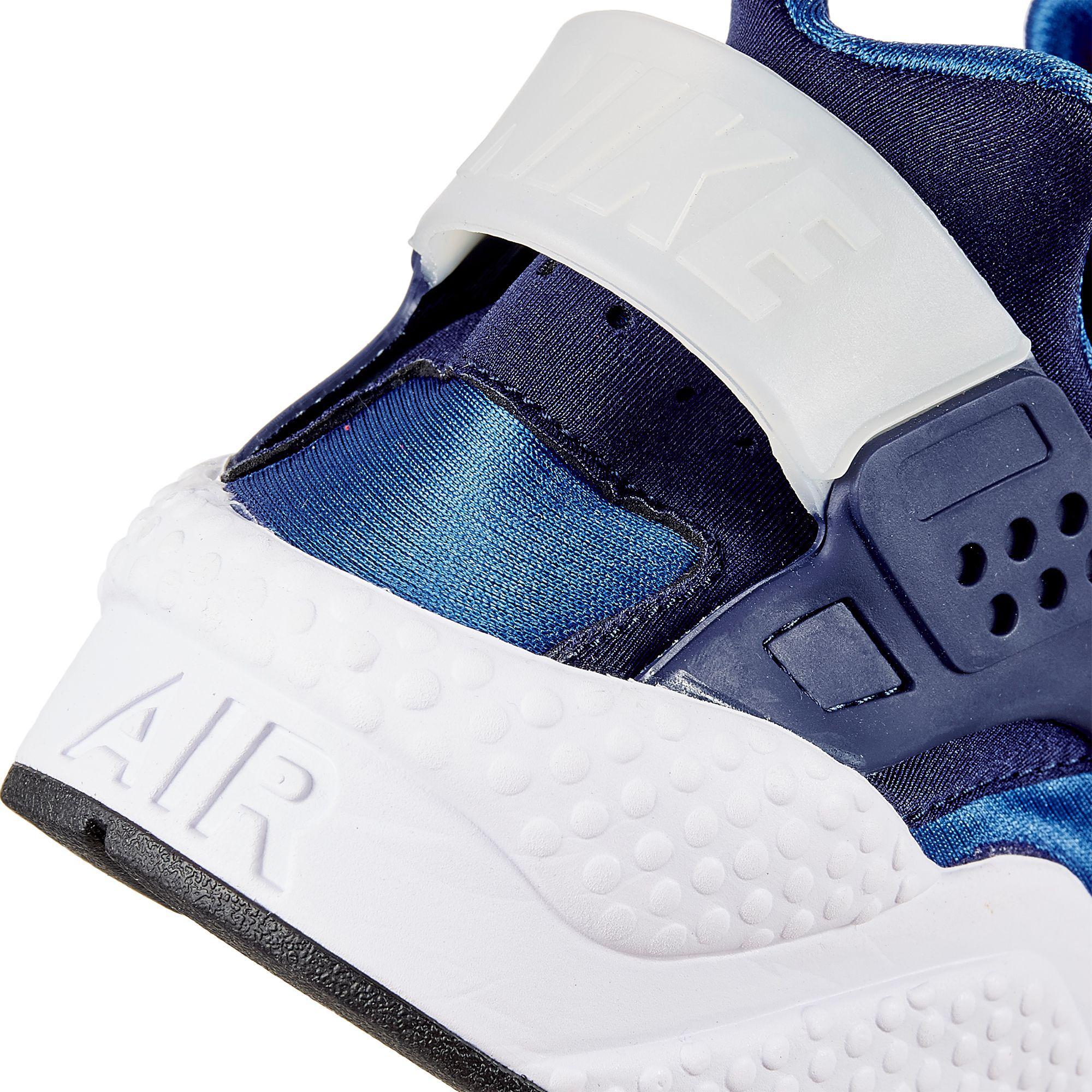 fb1a4e24c1a1a Lyst - Nike Air Huarache Run Shoes in Blue for Men