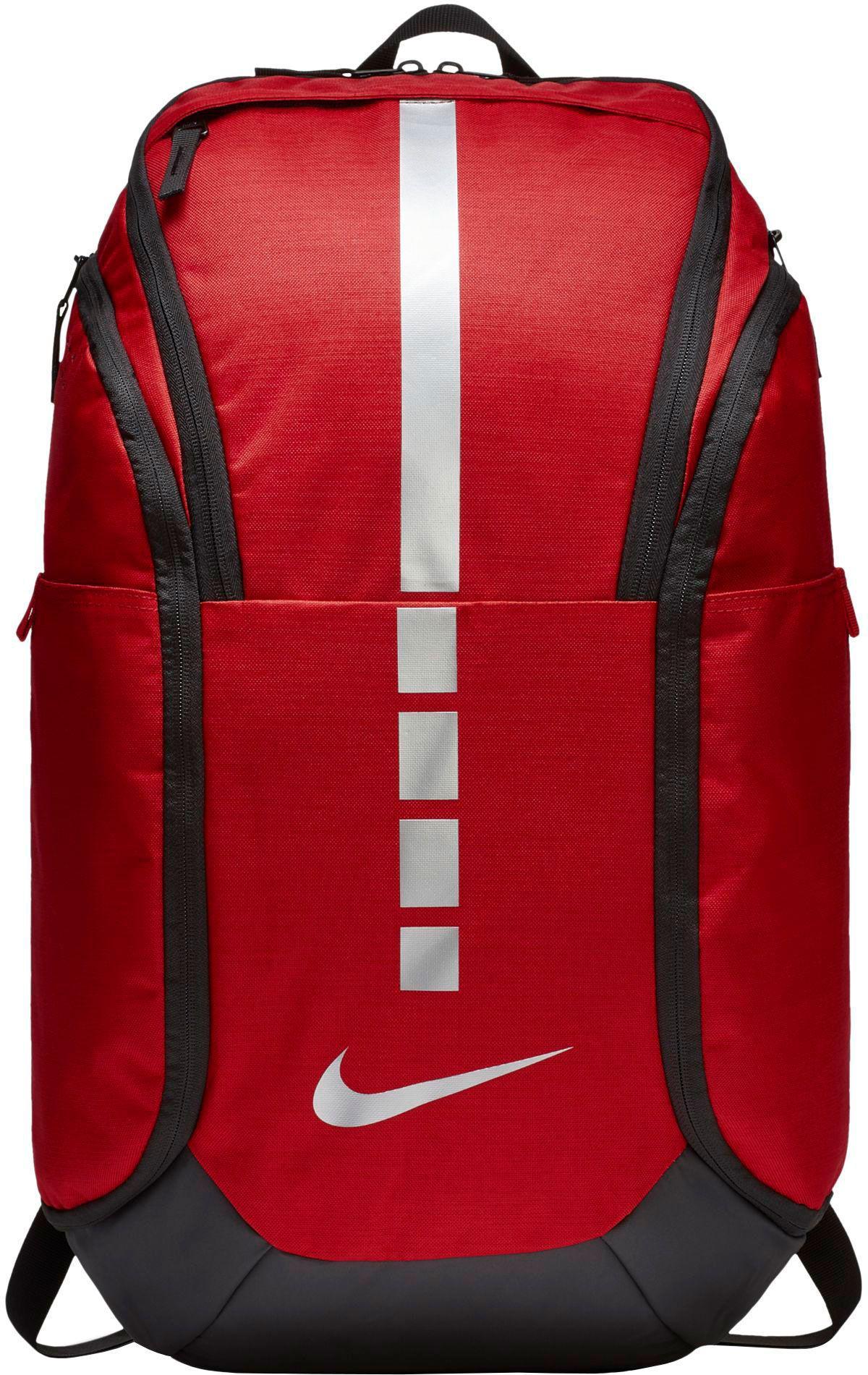 5ec5b875f6 Lyst - Nike Hoops Elite Pro Basketball Backpack in Red for Men