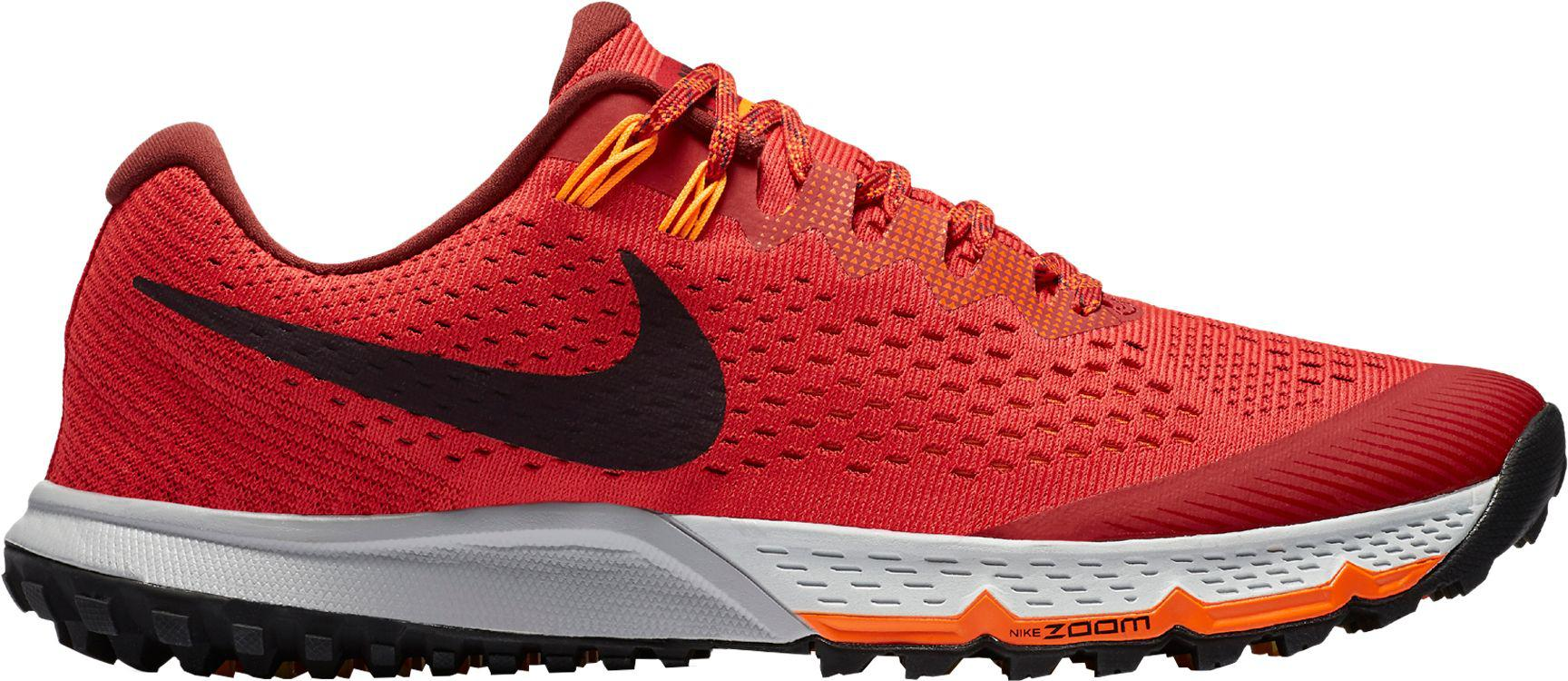 brand new 2ecba 467b3 Nike - Red Air Zoom Terra Kiger 4 Trail Running Shoes for Men - Lyst