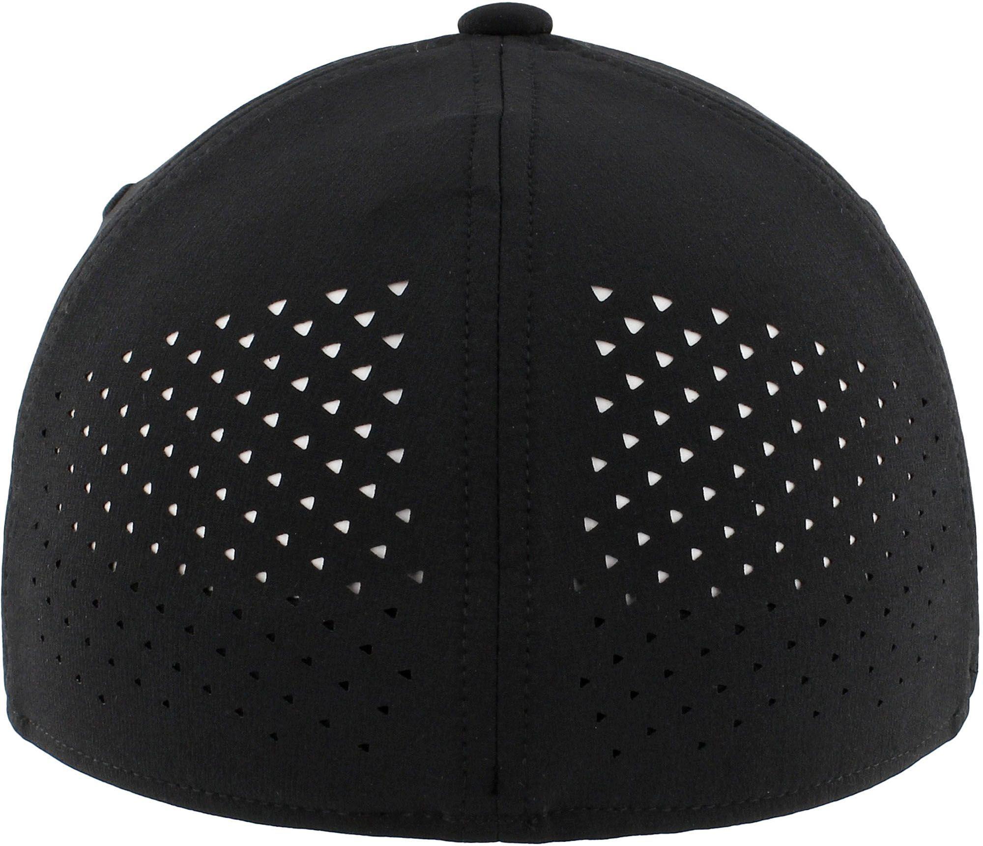 Adidas - Black Gameday Stretch Fit Hat for Men - Lyst. View fullscreen 54dac733a5d6