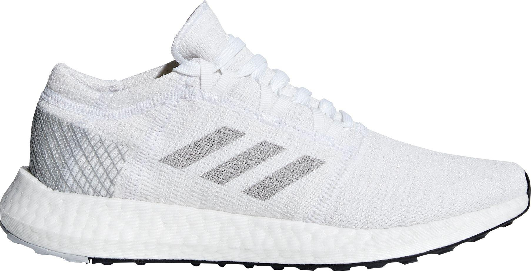 03714f186 Lyst - adidas Pureboost Go Running Shoes in White