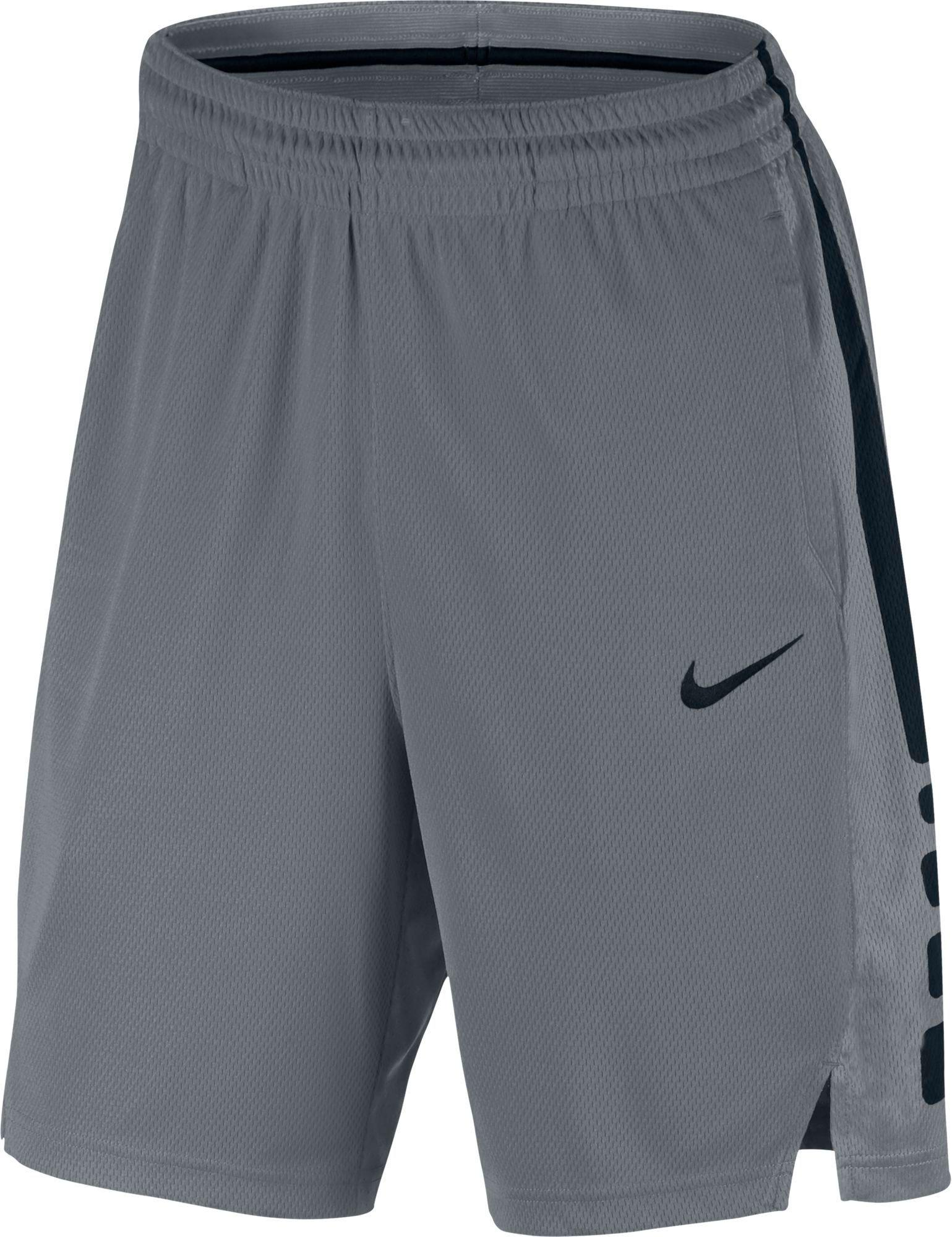 625cb11a5dd0 Lyst - Nike Men s Elite Dri-fit Basketball Shorts in Gray for Men ...