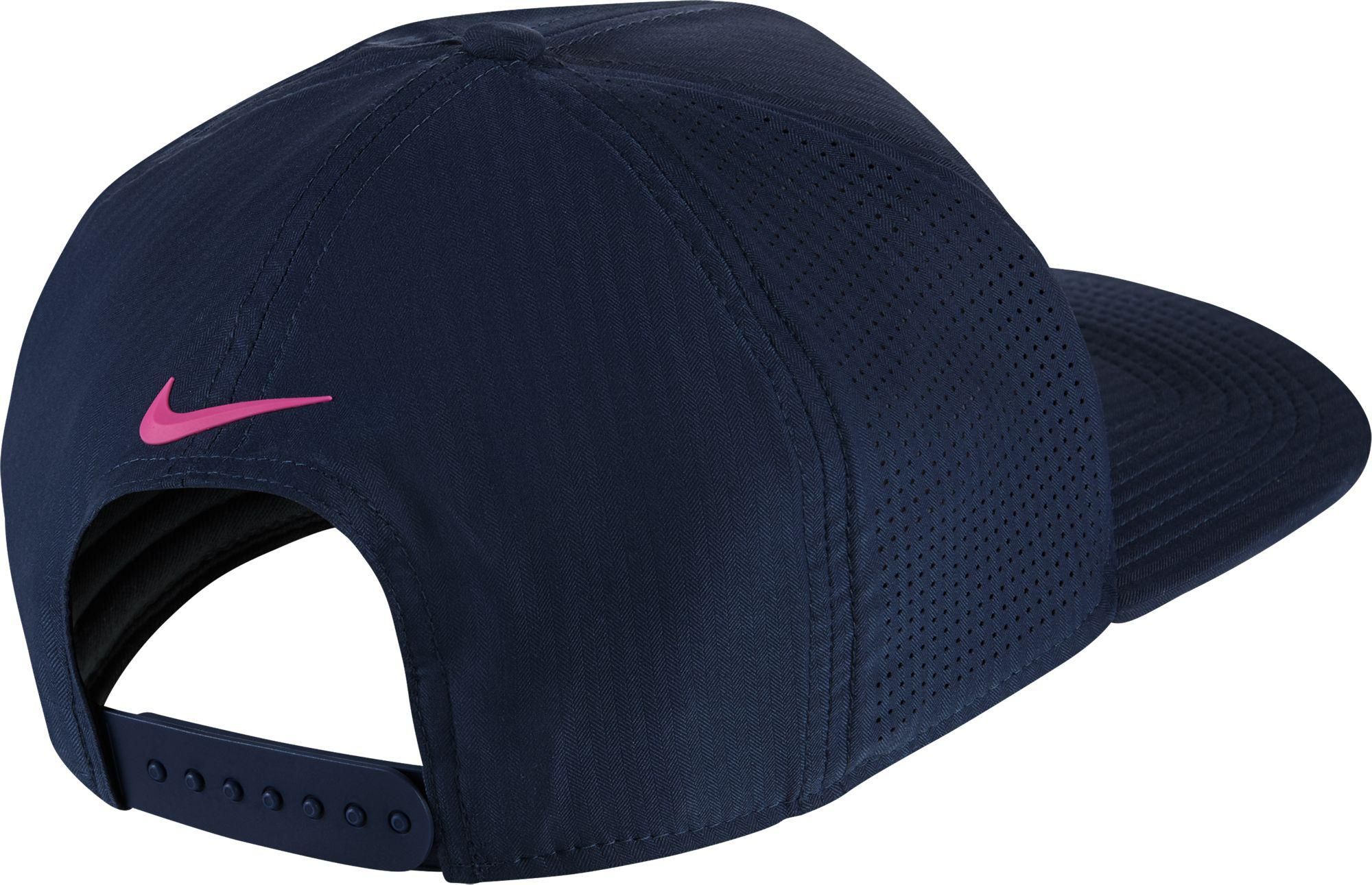14e80ed180eac Nike Aerobill Pro Perforated Golf Hat in Blue for Men - Lyst