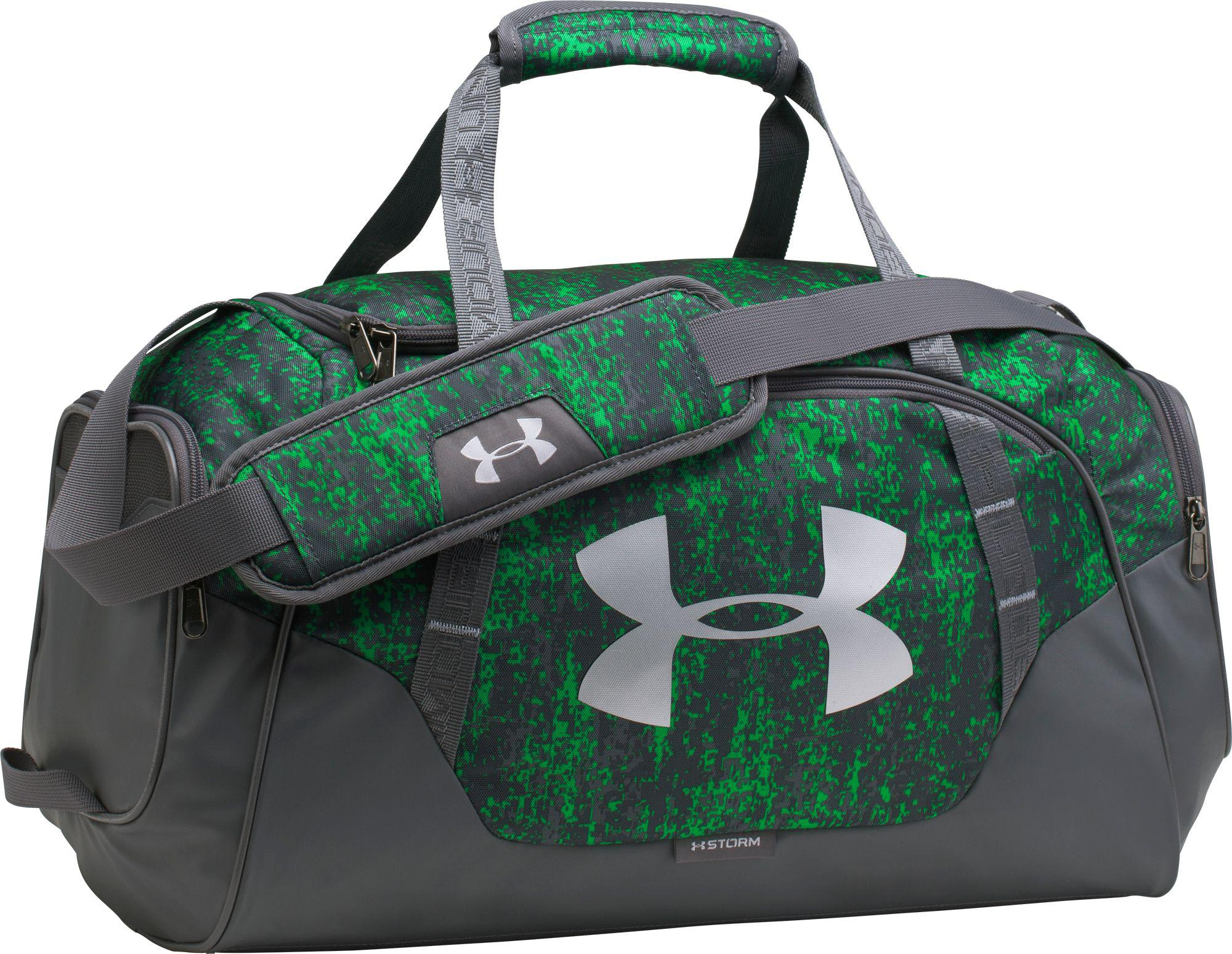 e2081506dd Lyst - Under Armour Undeniable 3.0 Small Duffle Bag in Green for Men