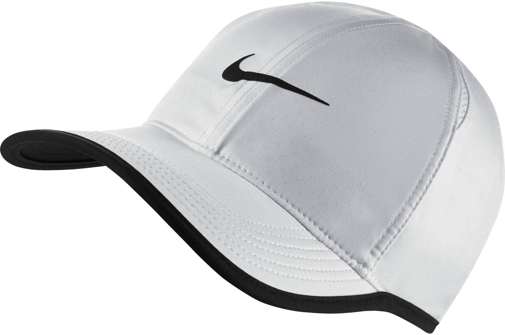 1104d242 Nike Feather Light Adjustable Hat in White for Men - Lyst