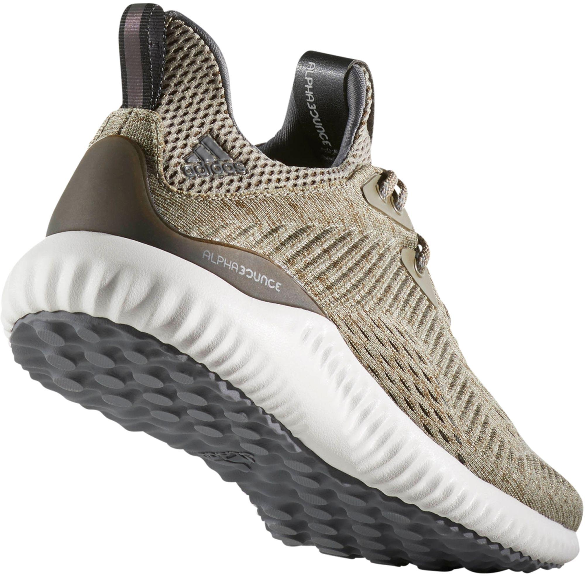 88252c90c4501 Lyst - adidas Alphabounce Em Running Shoes in Gray for Men