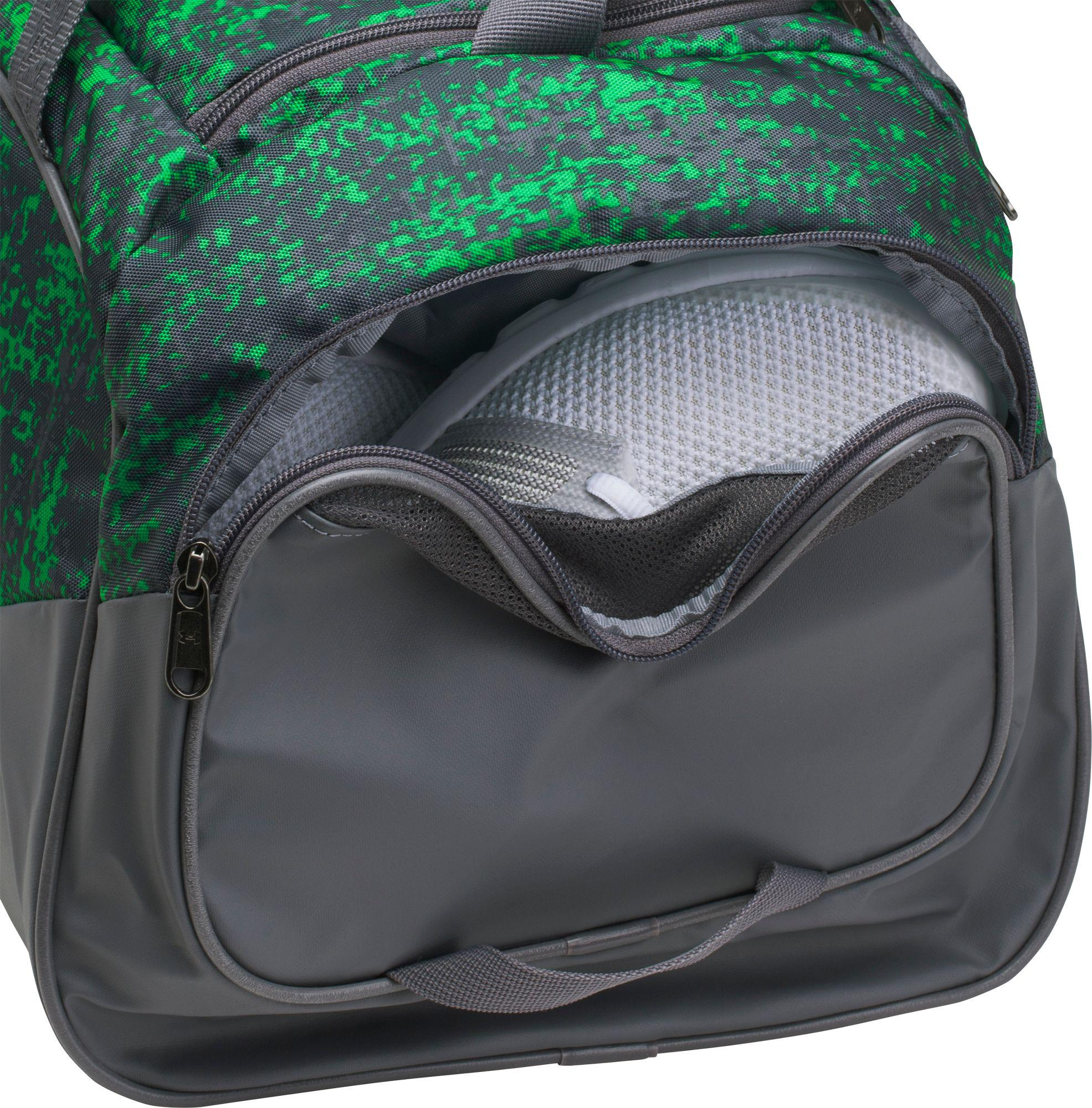 Lyst - Under Armour Undeniable 3.0 Small Duffle Bag in Green for Men 4a01c9134bbc0