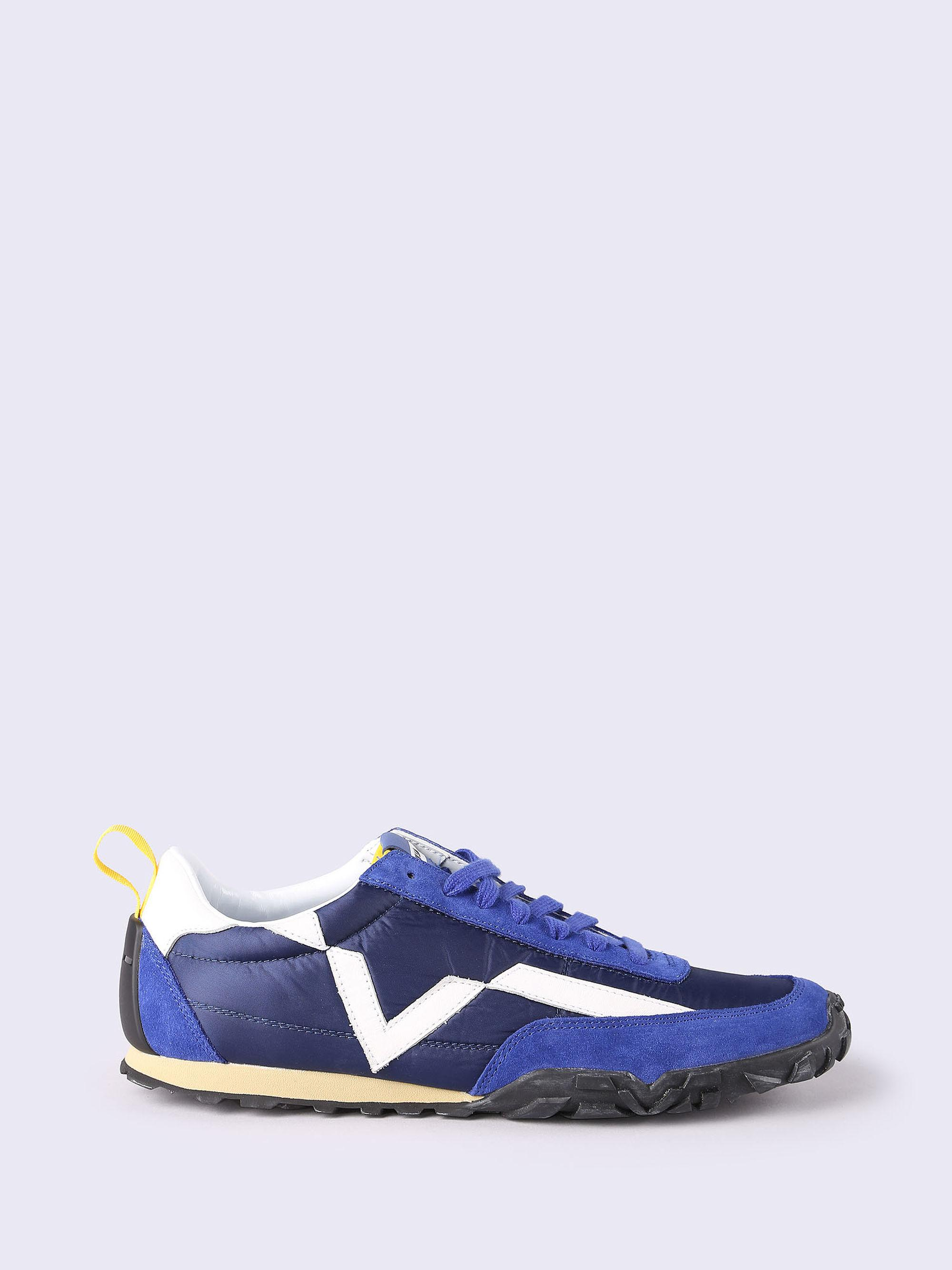 Cheap Diesel Pagodha - Blue Trainers for Men Sale Online