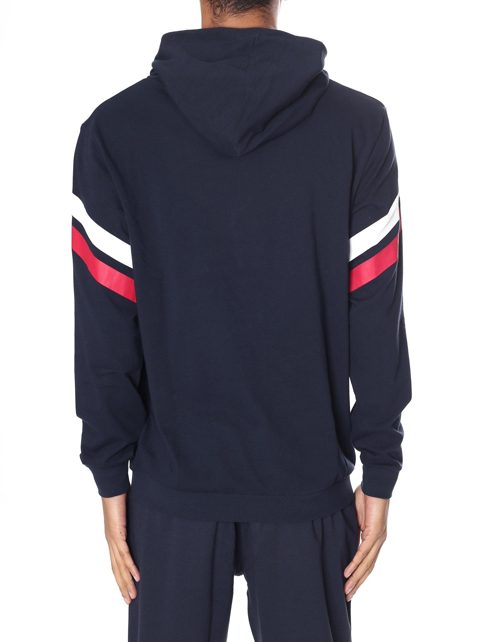 dfb726ae7 ... Hugo Boss - Blue Authentic Popover Hoodie for Men - Lyst. Visit  Diffusion. Tap to visit site