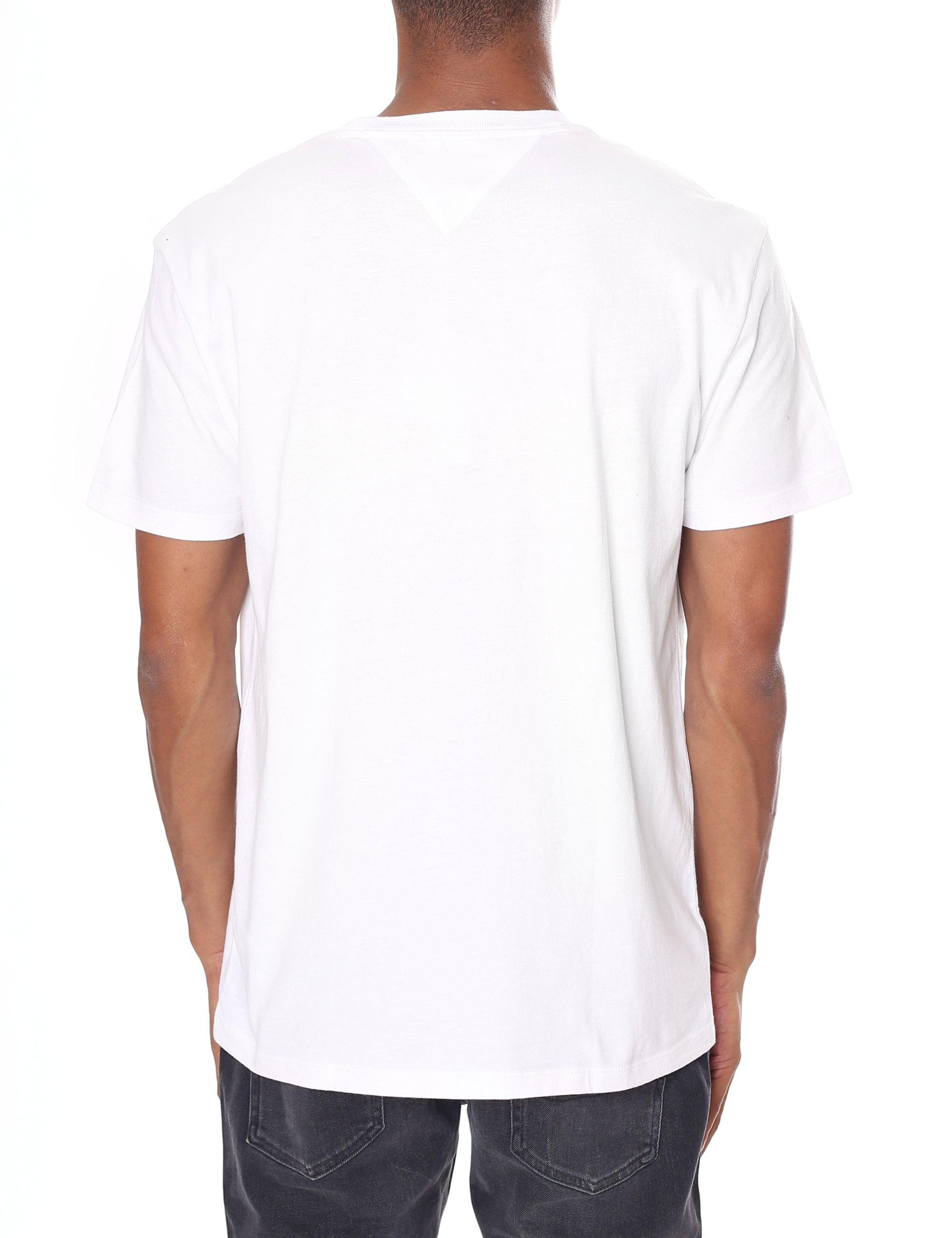 082e1a22 Tommy Hilfiger Men's Tjm Small Text Tee in White for Men - Lyst