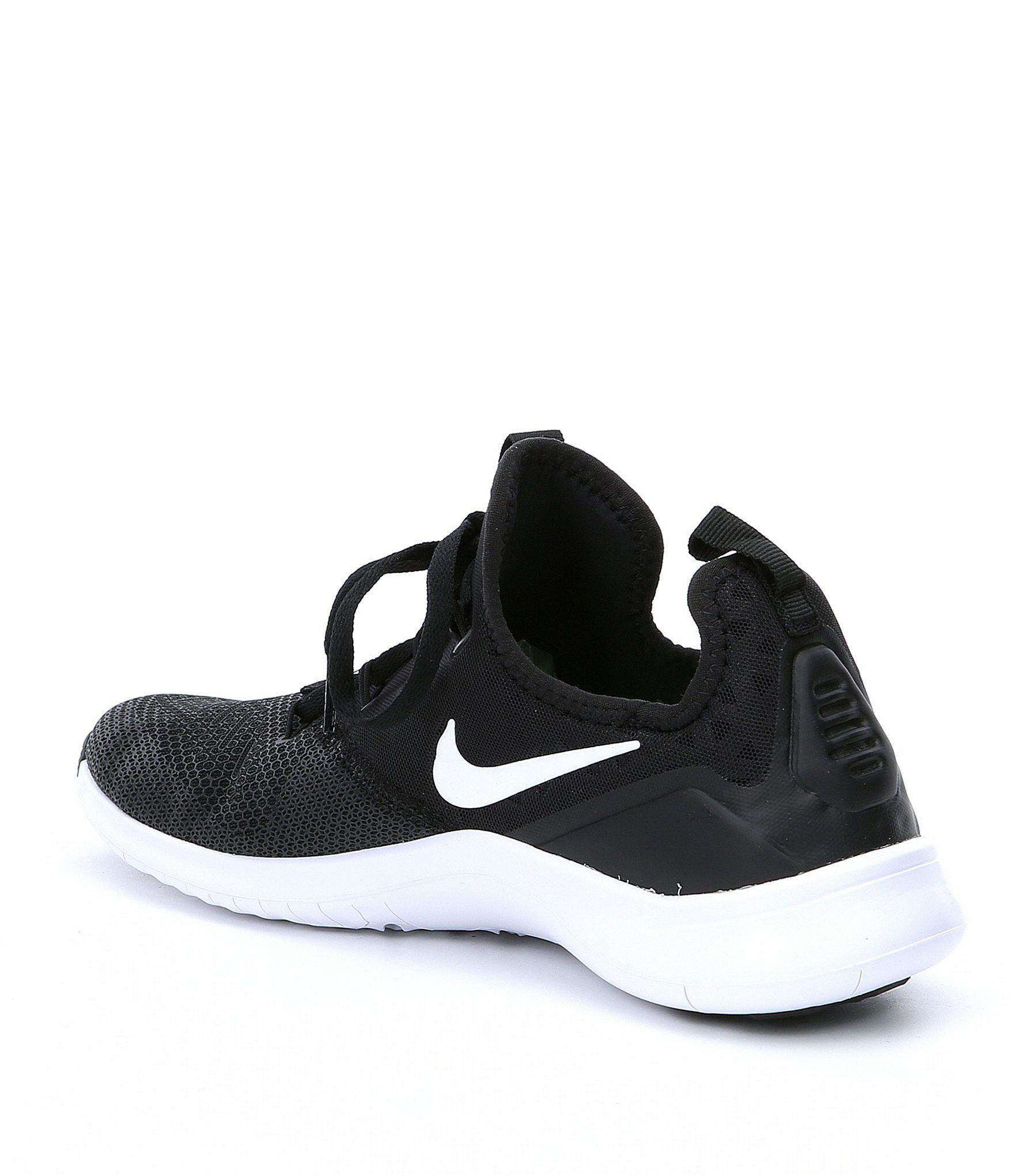 a56dca587f1e ... wholesale nike black womens free tr 8 training shoes lyst. view  fullscreen bbc96 f6b84
