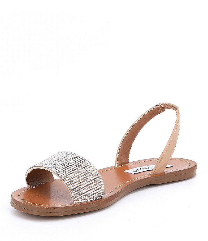 Rock Rhinestone Sandals NMKSUdi