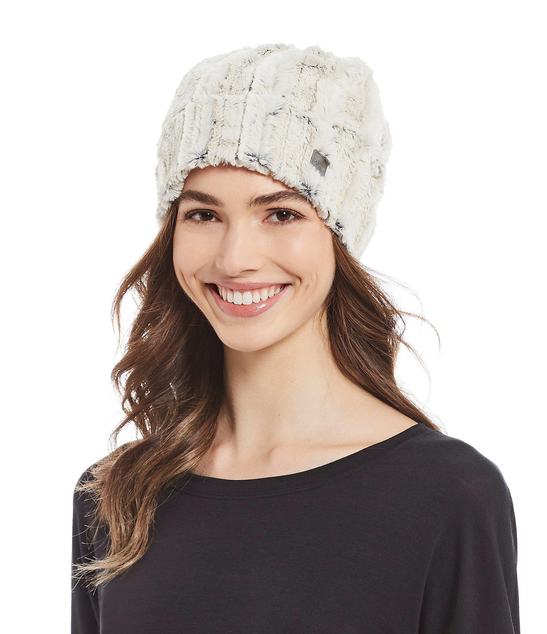 Lyst - The North Face Ladies  Furlander Hat 6f8ba2b92ca