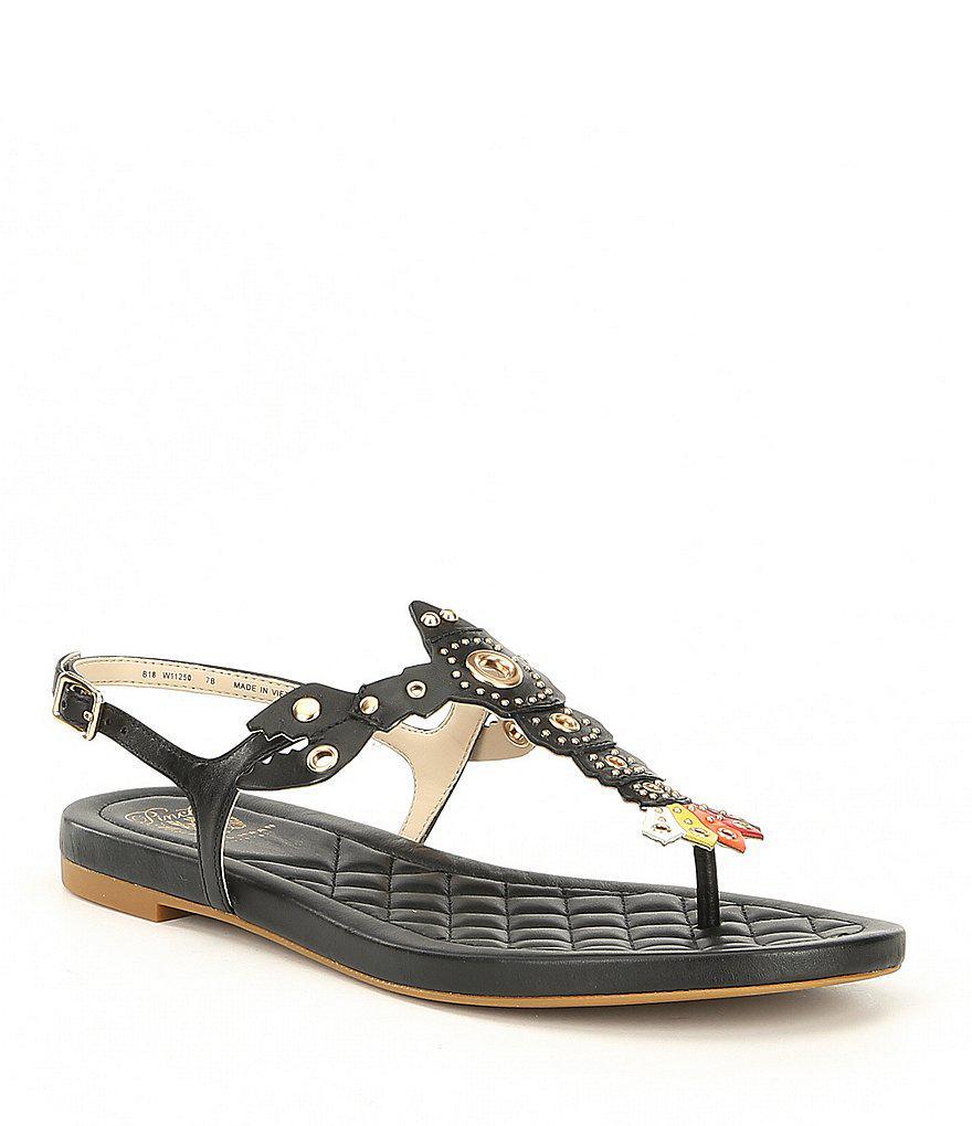 Cole Haan Pinch Lobster Hardware Sandals TELZ2hB7
