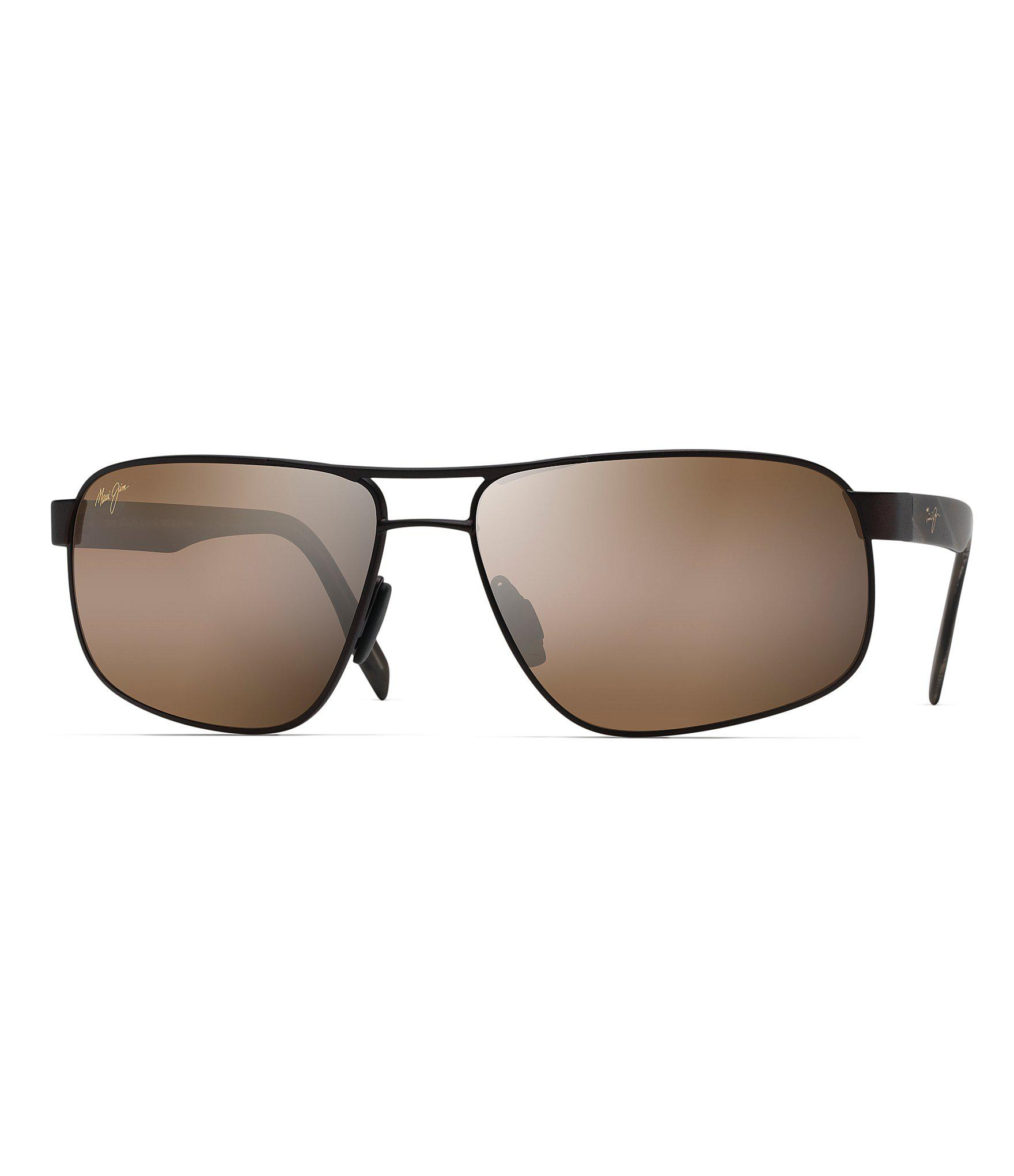 785486a22f60 Maui Jim Whitehaven Polarized Sunglasses in Brown for Men - Lyst