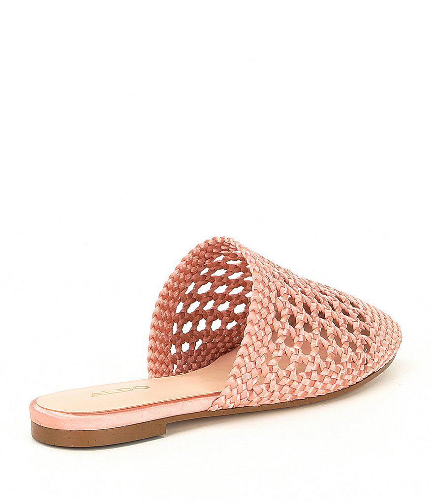 ALDO Areide Crochet Mules 6ut4EGJsf