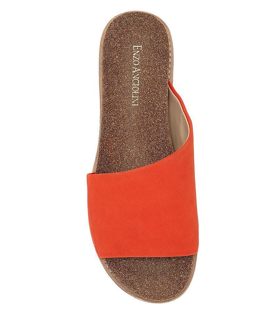 Marienl Nubuck Sandals TByl4MPD