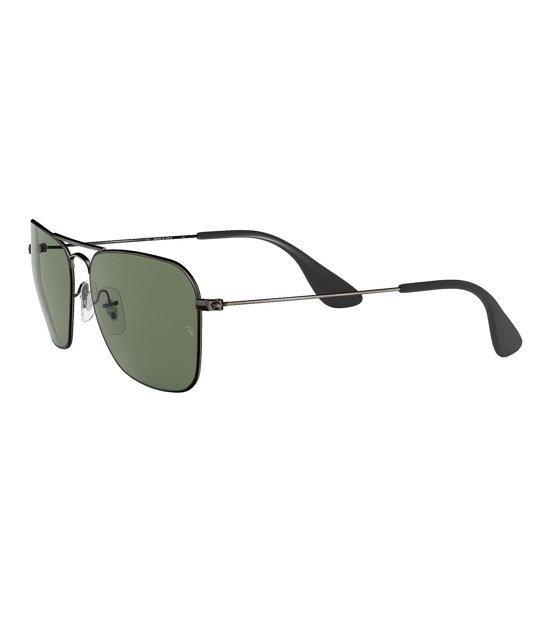 1ee01dc20c Ray-Ban - Green Navigator Sunglasses for Men - Lyst. View fullscreen