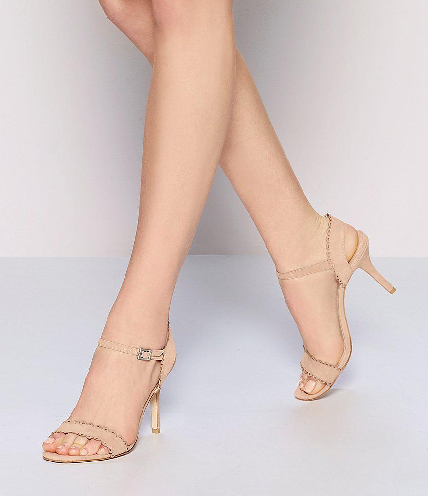Karen Suede Dress Sandals 6vePI90f1w