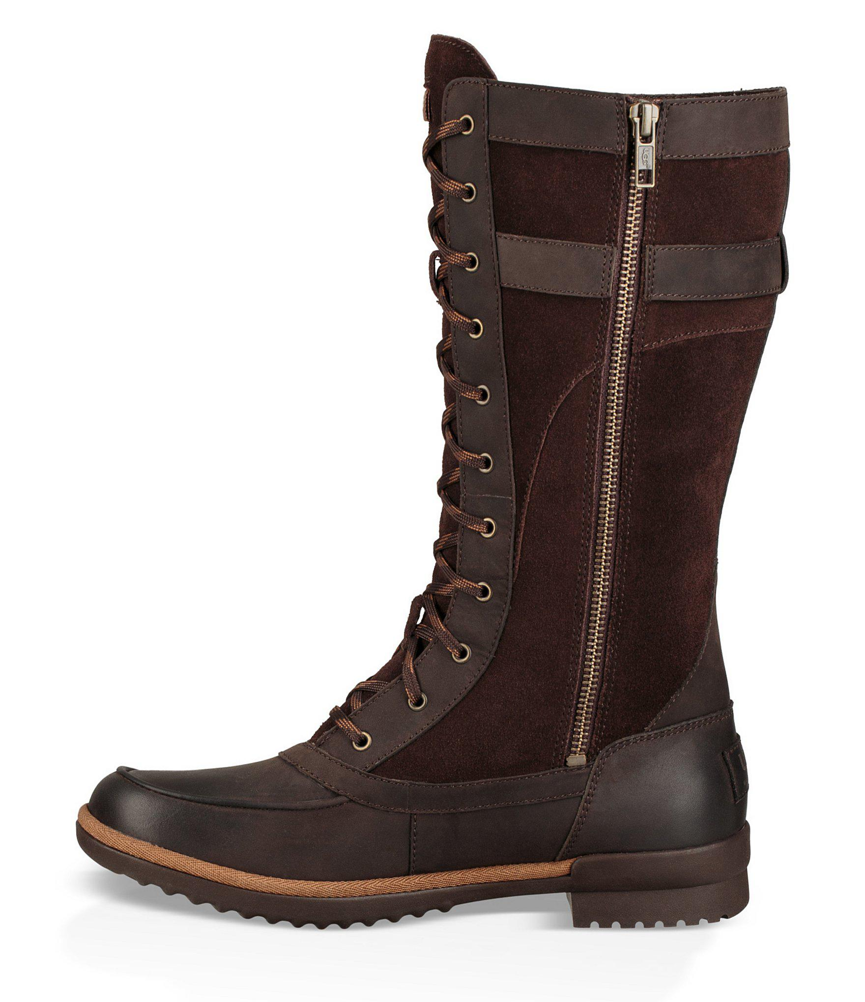 177c6033cd1 purchase ugg suede boots waterproof e7bfa 8b472