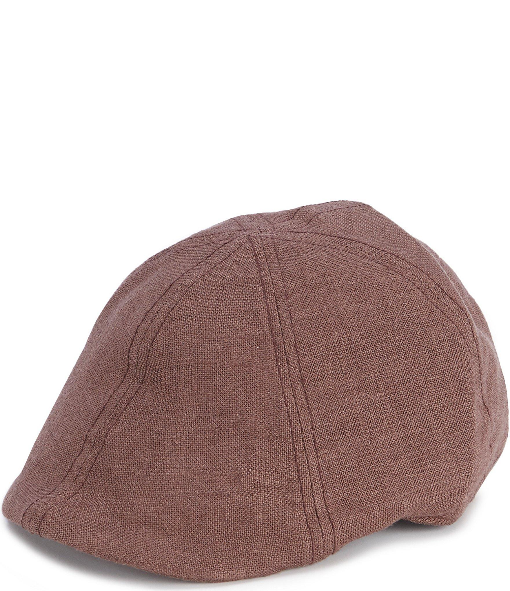 6f21cee3 Cremieux Burlap Driver Hat in Brown for Men - Save 30% - Lyst
