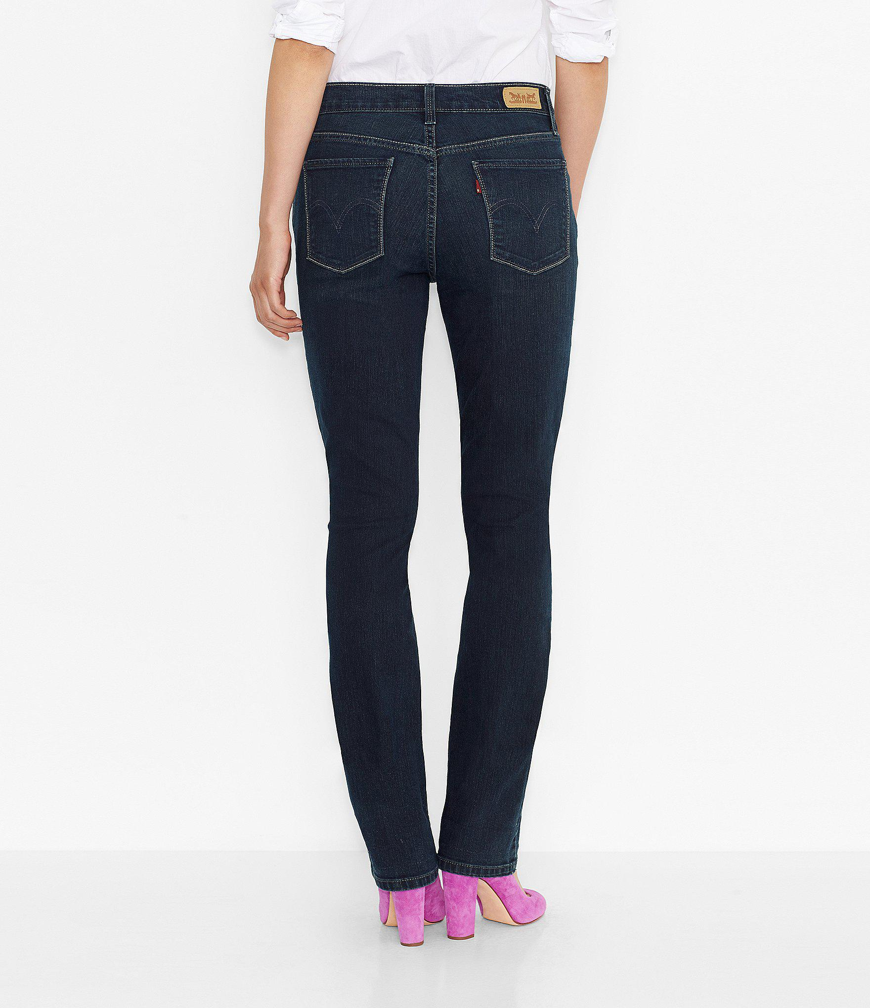 c2fb6df738c Lyst - Levi s Levi ́s® 505tm Straight-leg Jeans in Blue