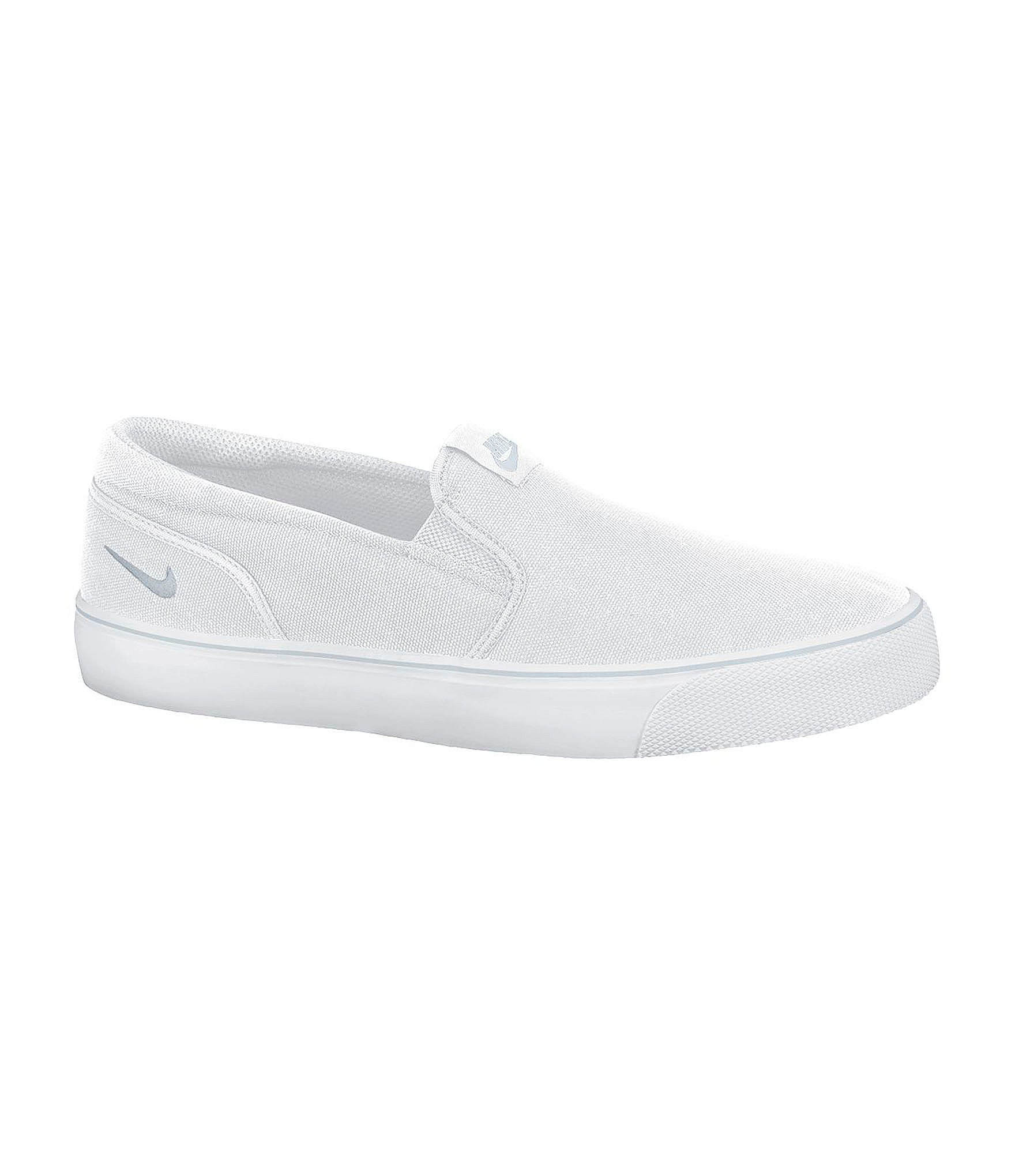 Walmart White Leather Shoes
