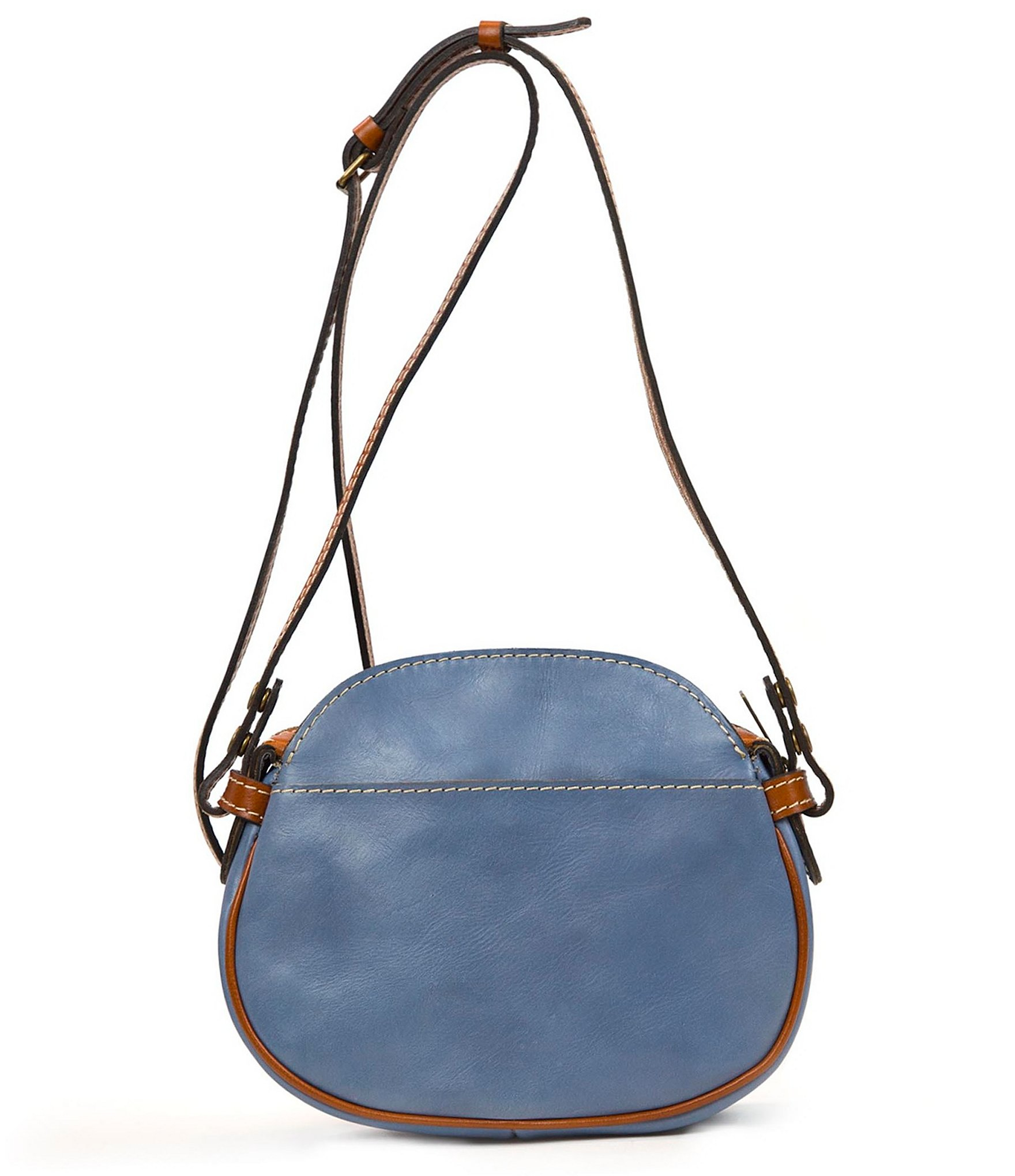 67c0a8c95 Lyst - Patricia Nash Chania Cross-body Bag in Blue