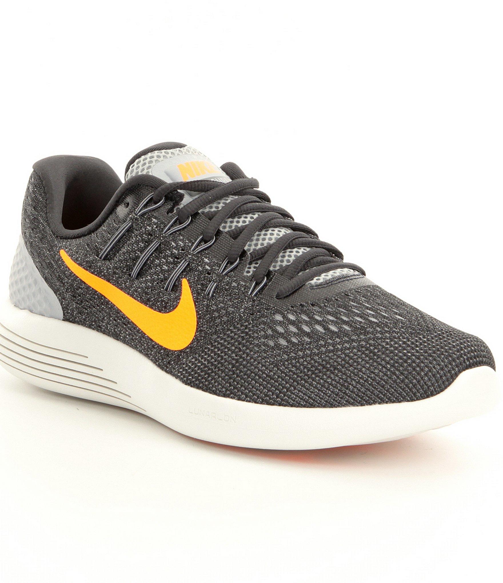 b3b01325c16d Lyst - Nike Lunarglide 8 Men ́s Running Shoes in Gray for Men
