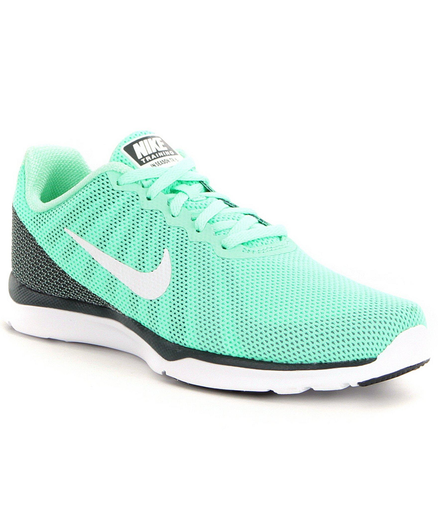 online retailer 0d248 7ccfb Nike Women ́s In-season Tr 6 Training Shoes in Green - Lyst
