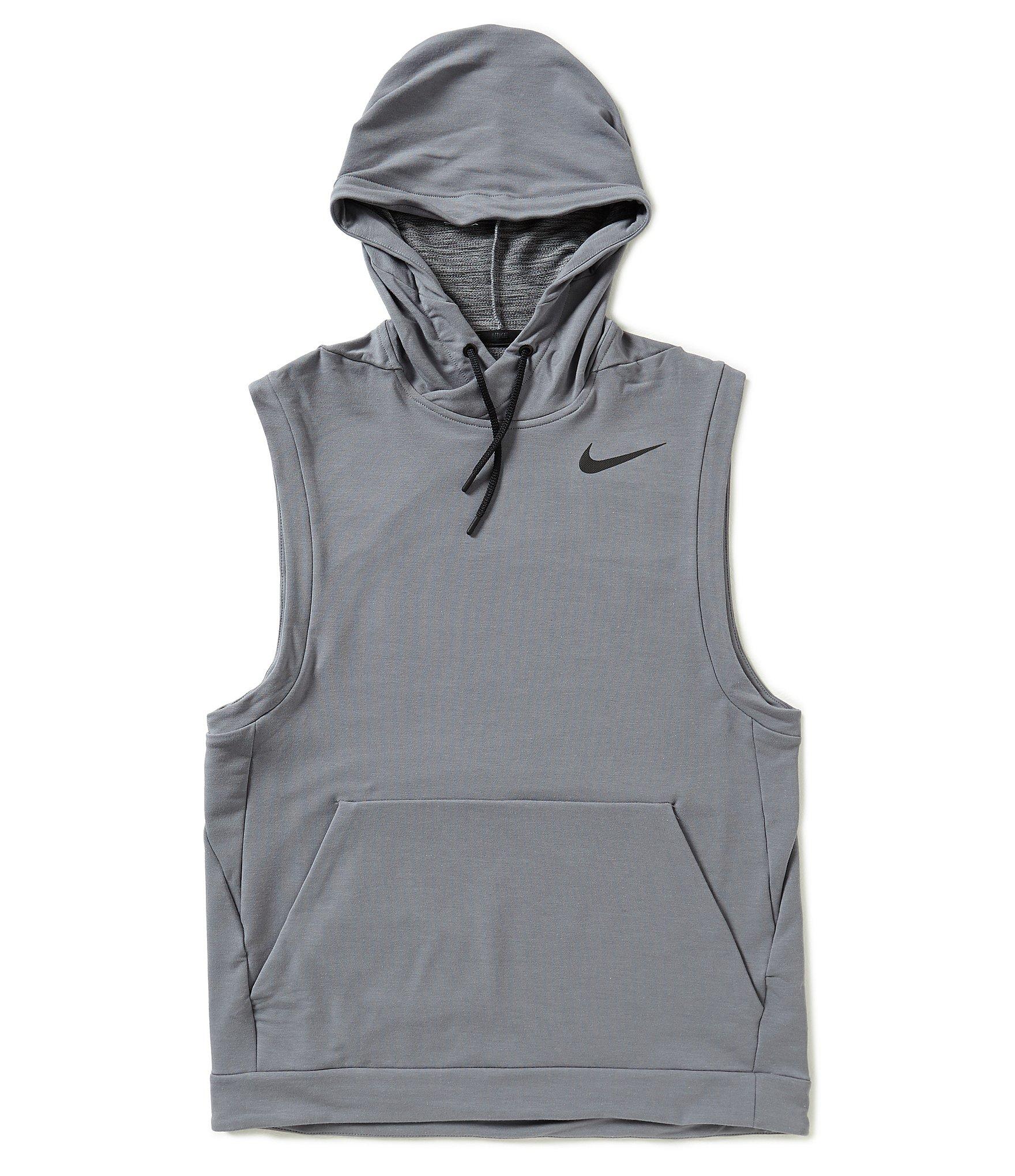 Cool sleeveless hoodies