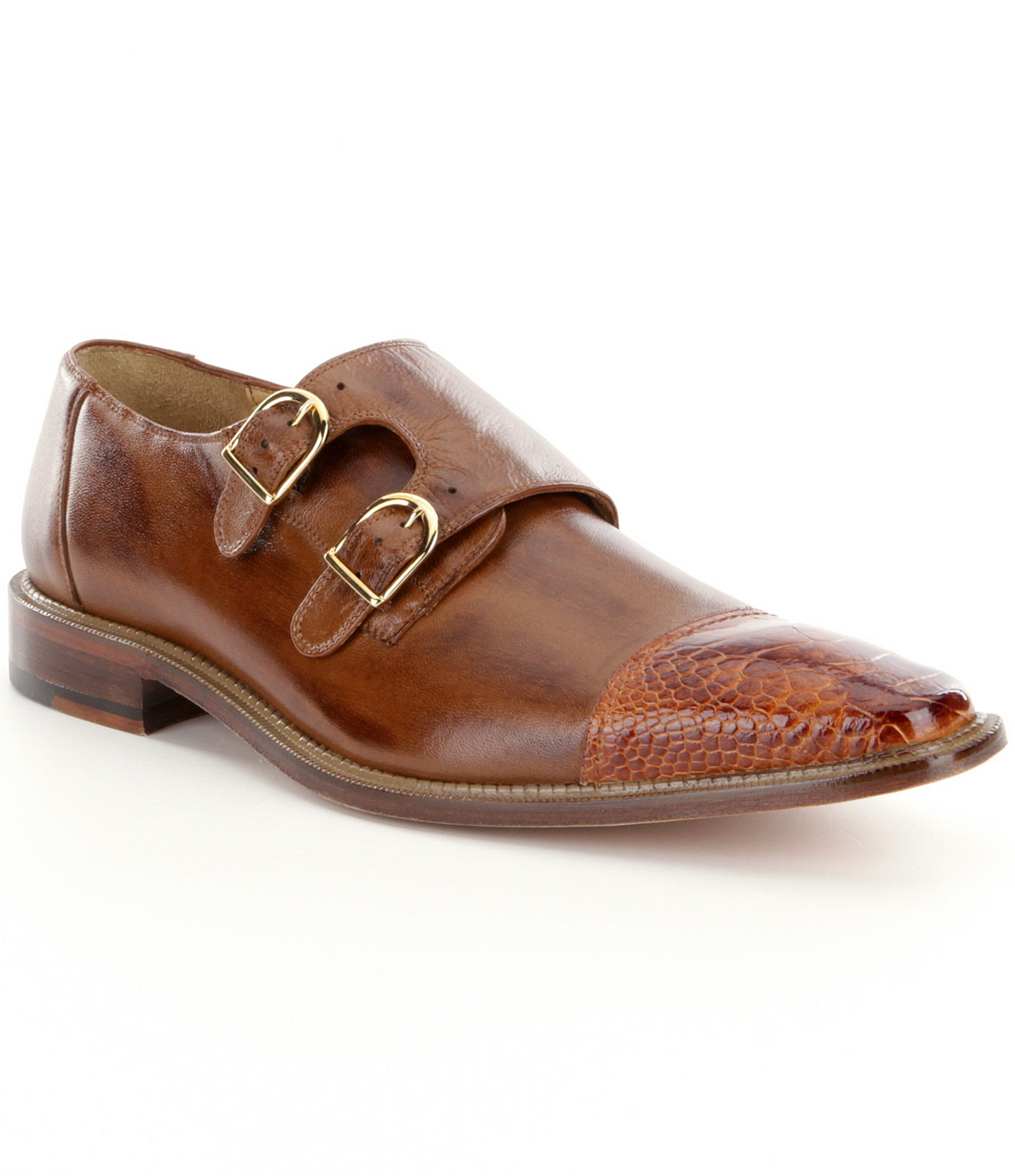 Dillard S Men S Monk Strap Dress Shoes