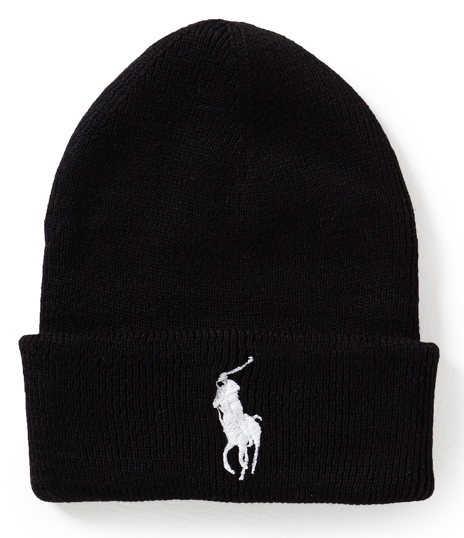 Polo Ralph Lauren. Men\u0026#39;s Black Big Pony ...