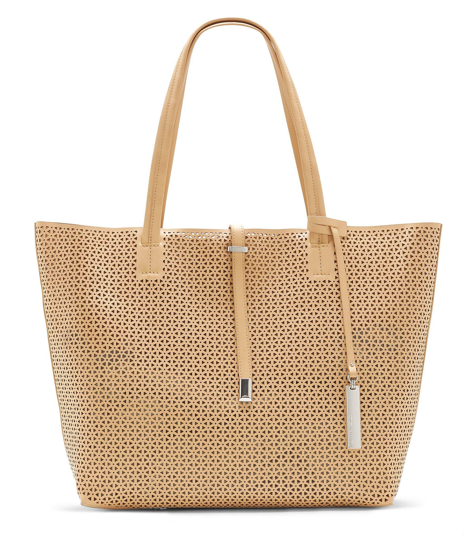 """Vince Camuto Leila Perforated Tote""的图片搜索结果"