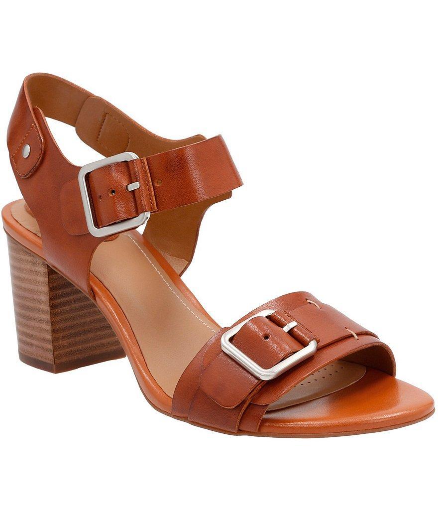 473d1ff31754 Lyst - Clarks Ralene Dazzle Sandals in Brown