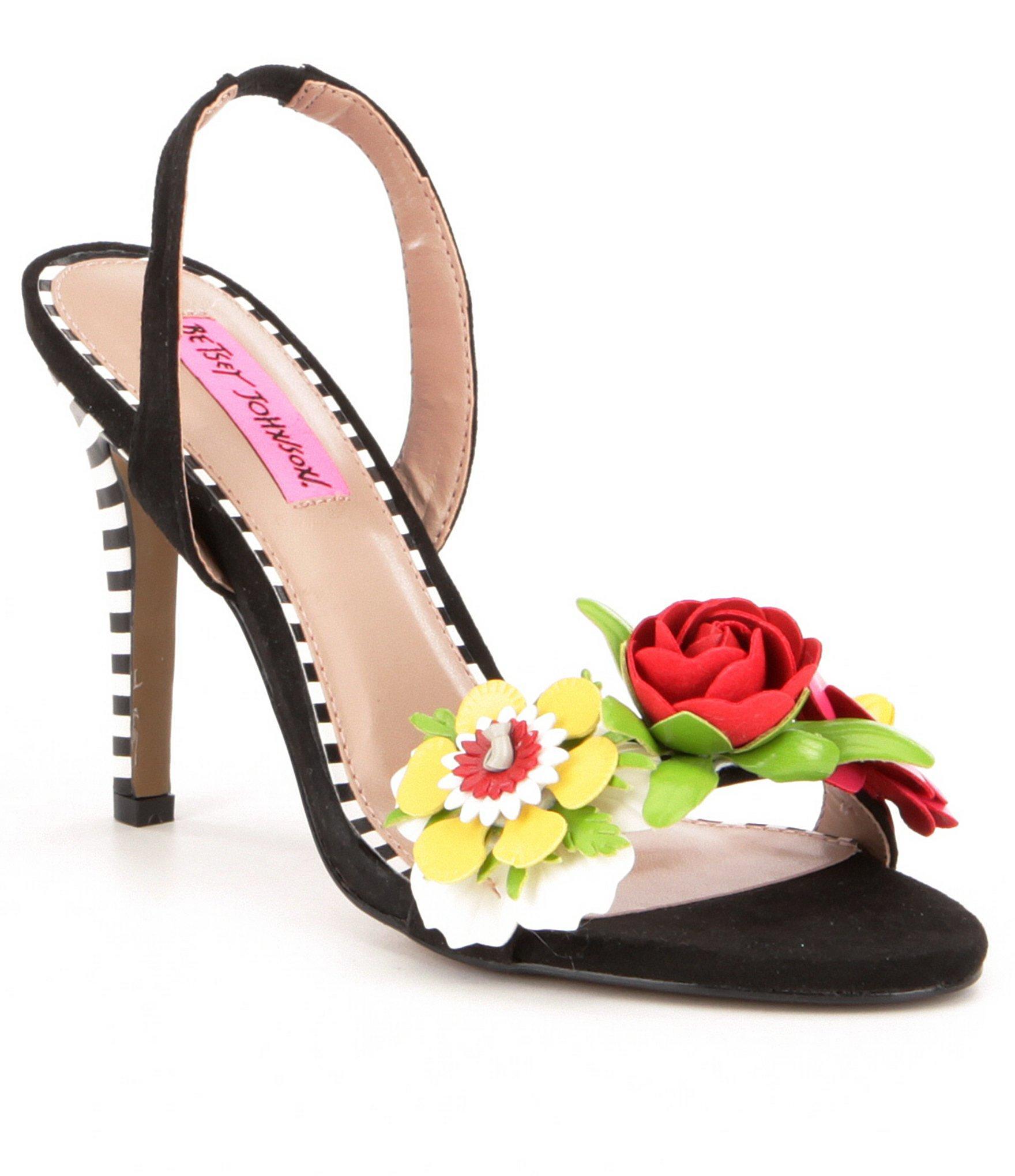 Betsey Johnson Dress Shoes