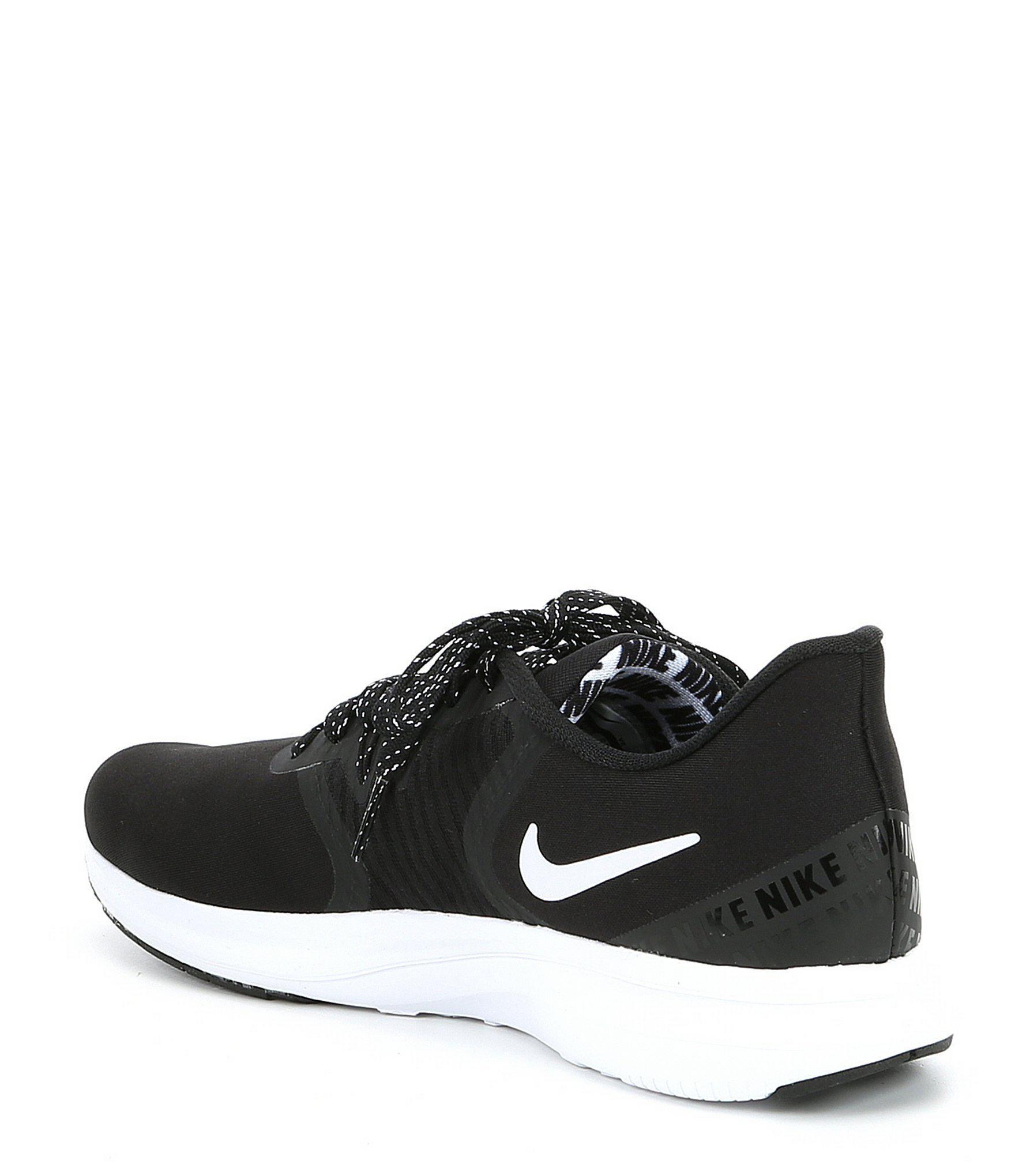 c7a24ddaa728 Nike - Black Women s In-season Tr 8 Print Training Shoe - Lyst. View  fullscreen