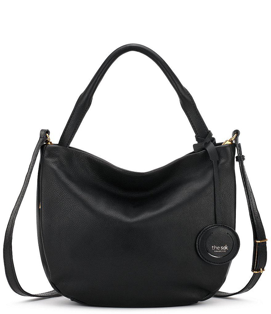 Lyst - The Sak Collective The 120 Small Hobo Bag in Black b169bf6e8a511